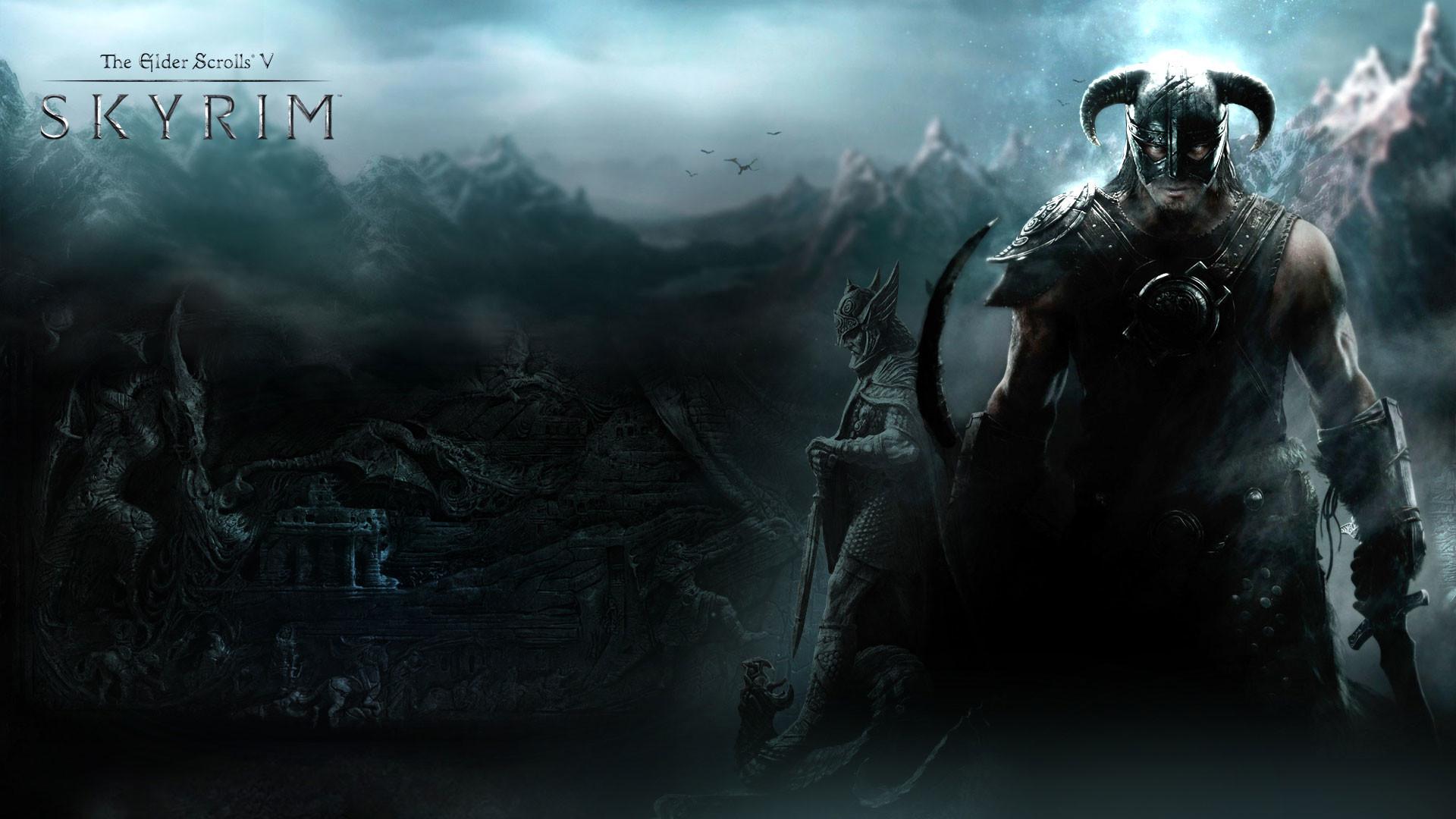 The Elder Scrolls V: Skyrim HD Wallpaper_003