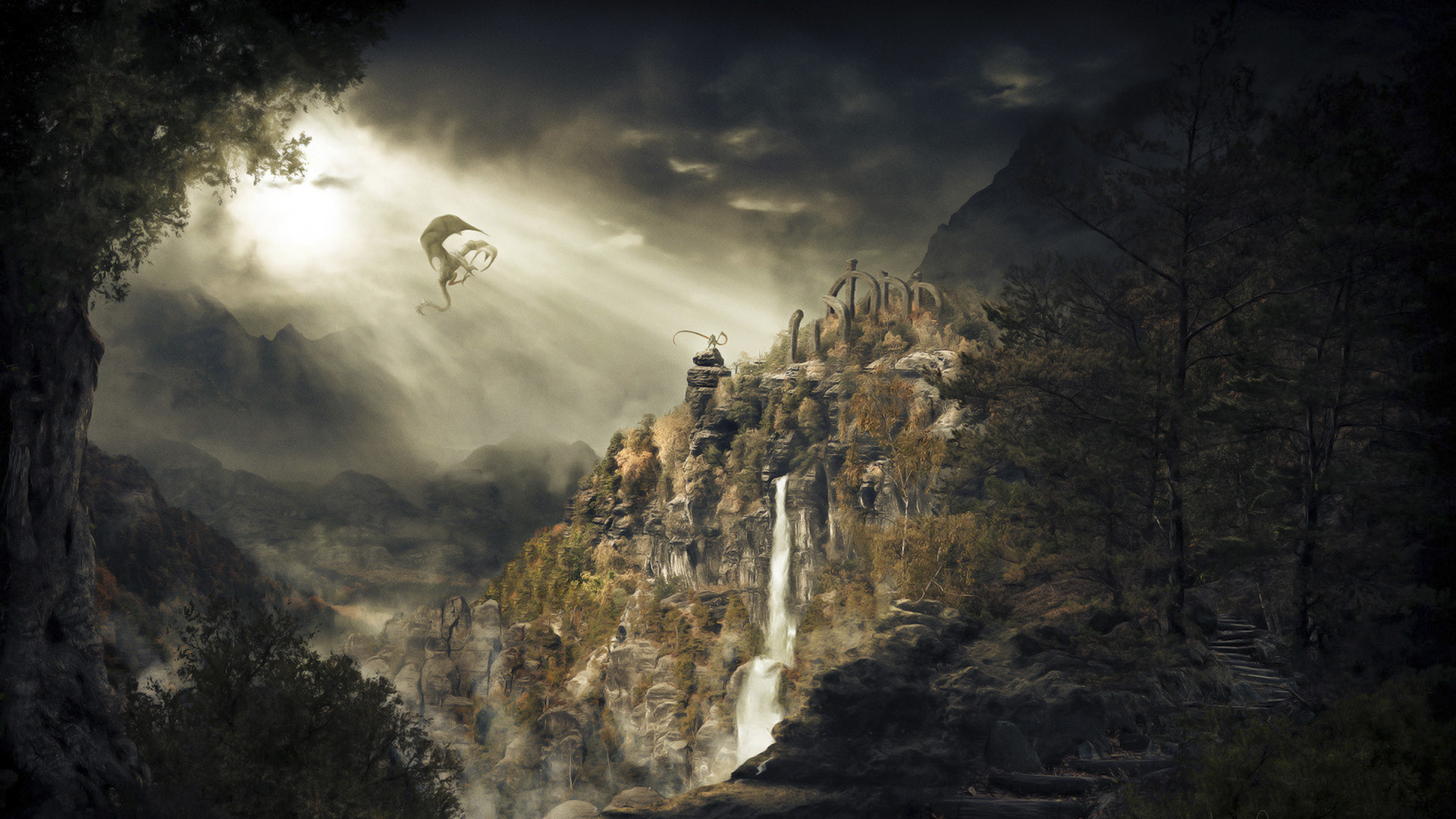 1080p HD Wallpapers for Mac Scenery on Fantasy.jpg (1920×1080)