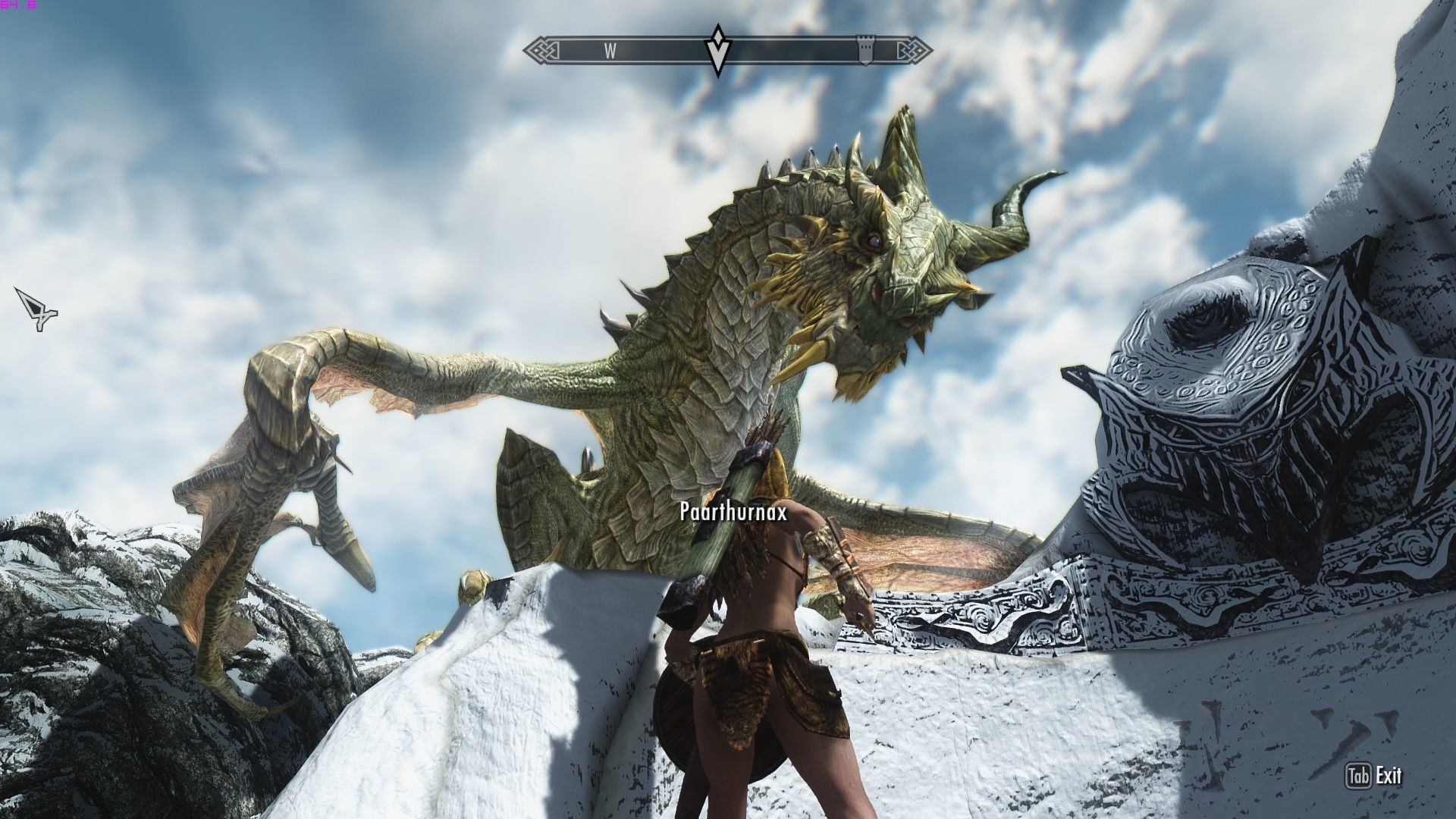 Here are some Skyrim Screenshots at full 1080p HD resolution. These .