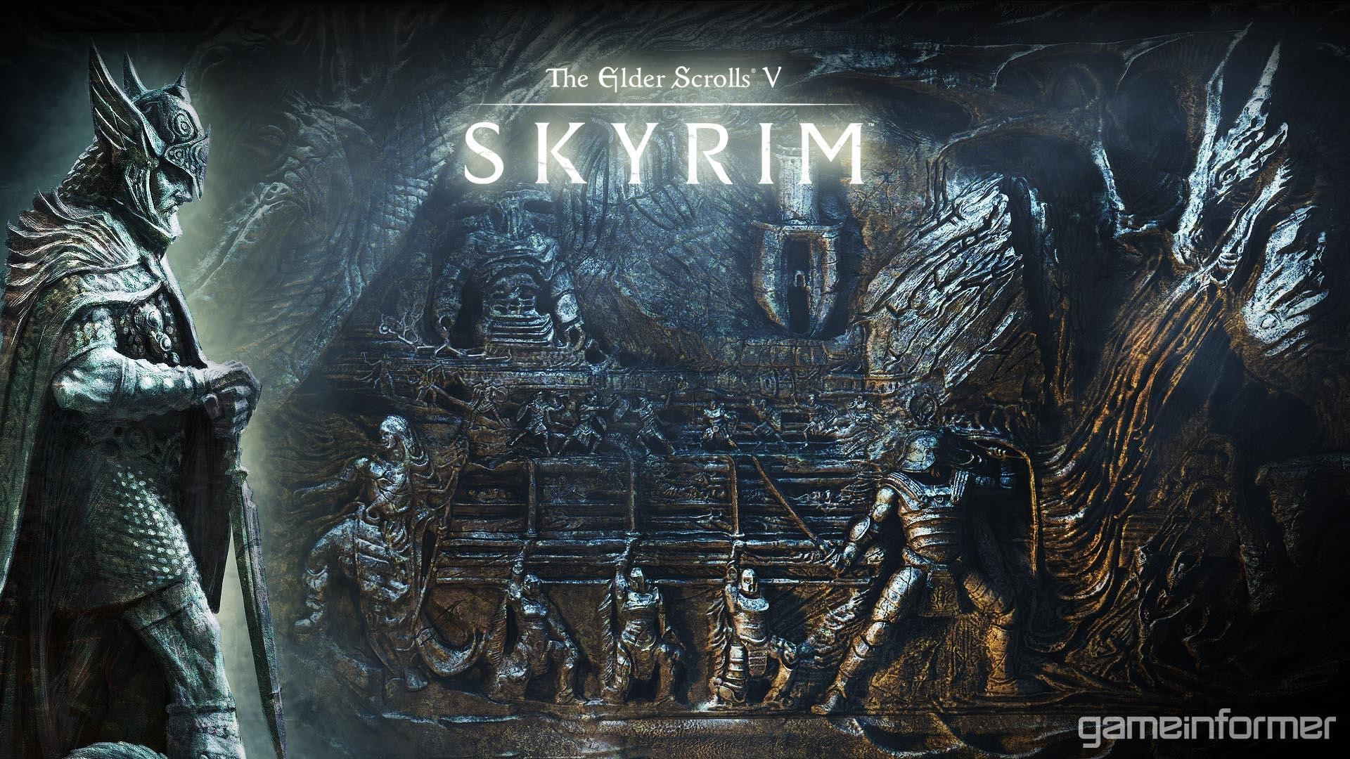Elder Scrolls V Skyrim Wallpapers in full 1080P HD Â« GamingBolt .