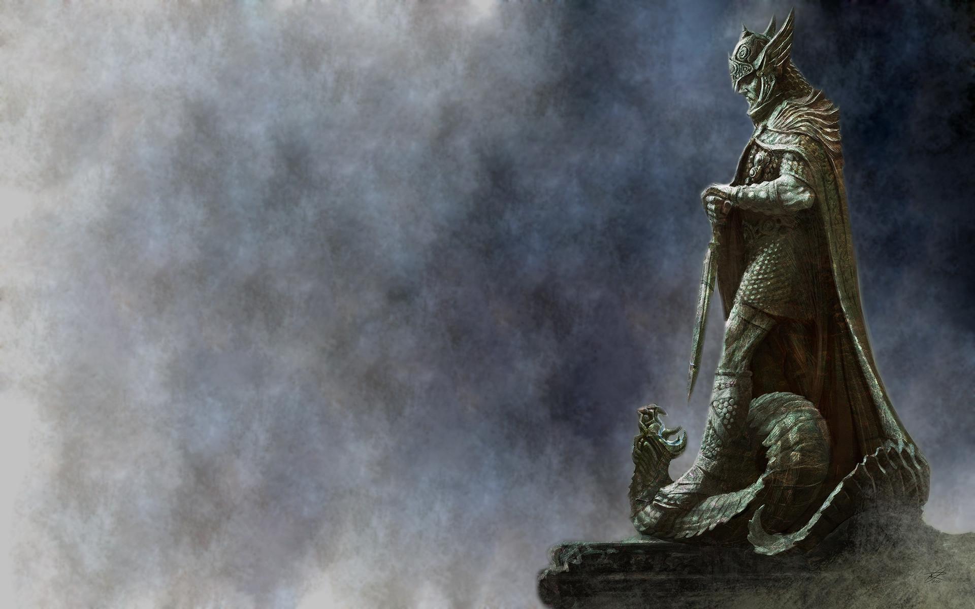 Skyrim Wallpapers Wallpaper Paper Gallery Elder Images Scrolls   Car .
