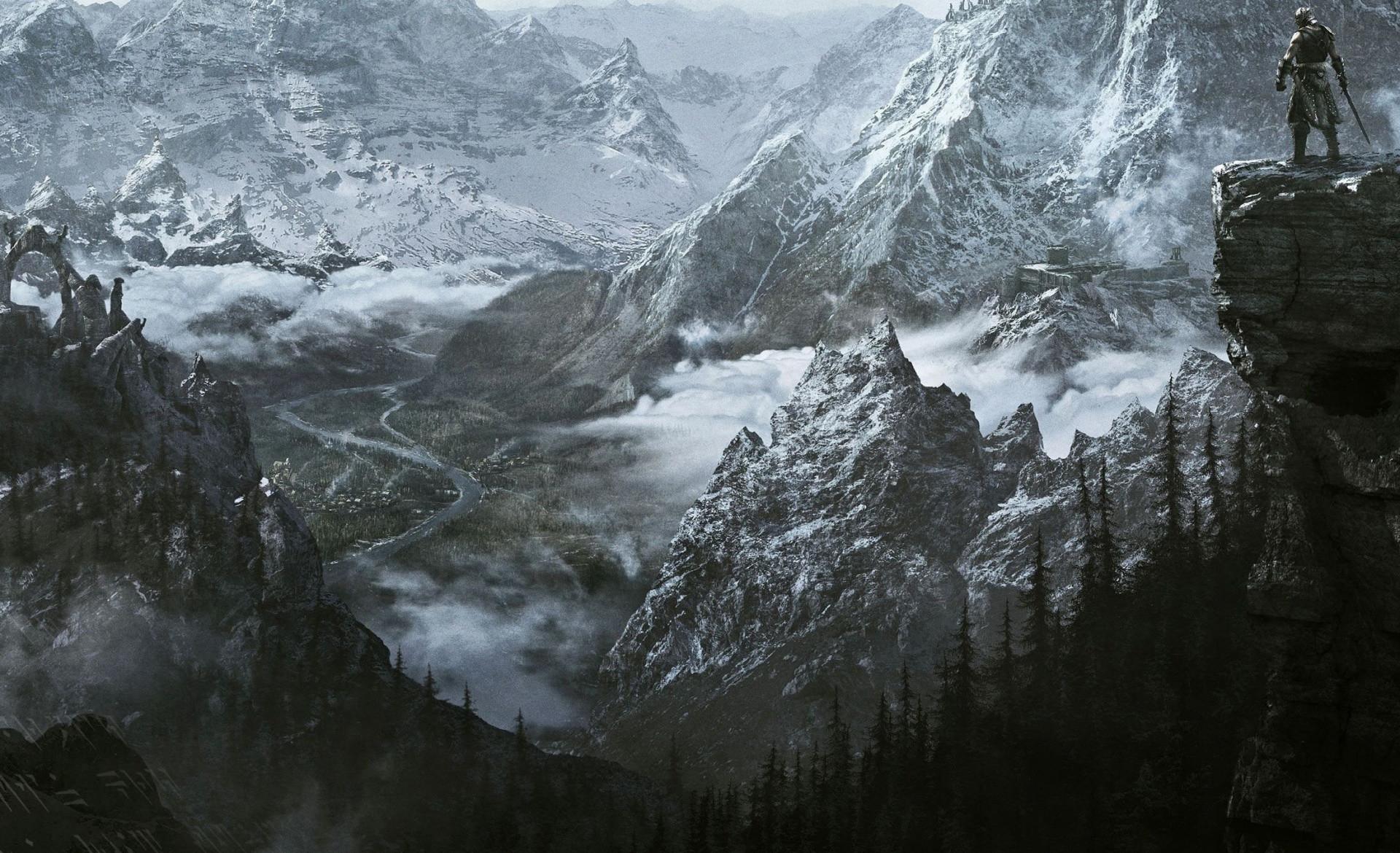 Photos Elder Scrolls HD 1920×1200.