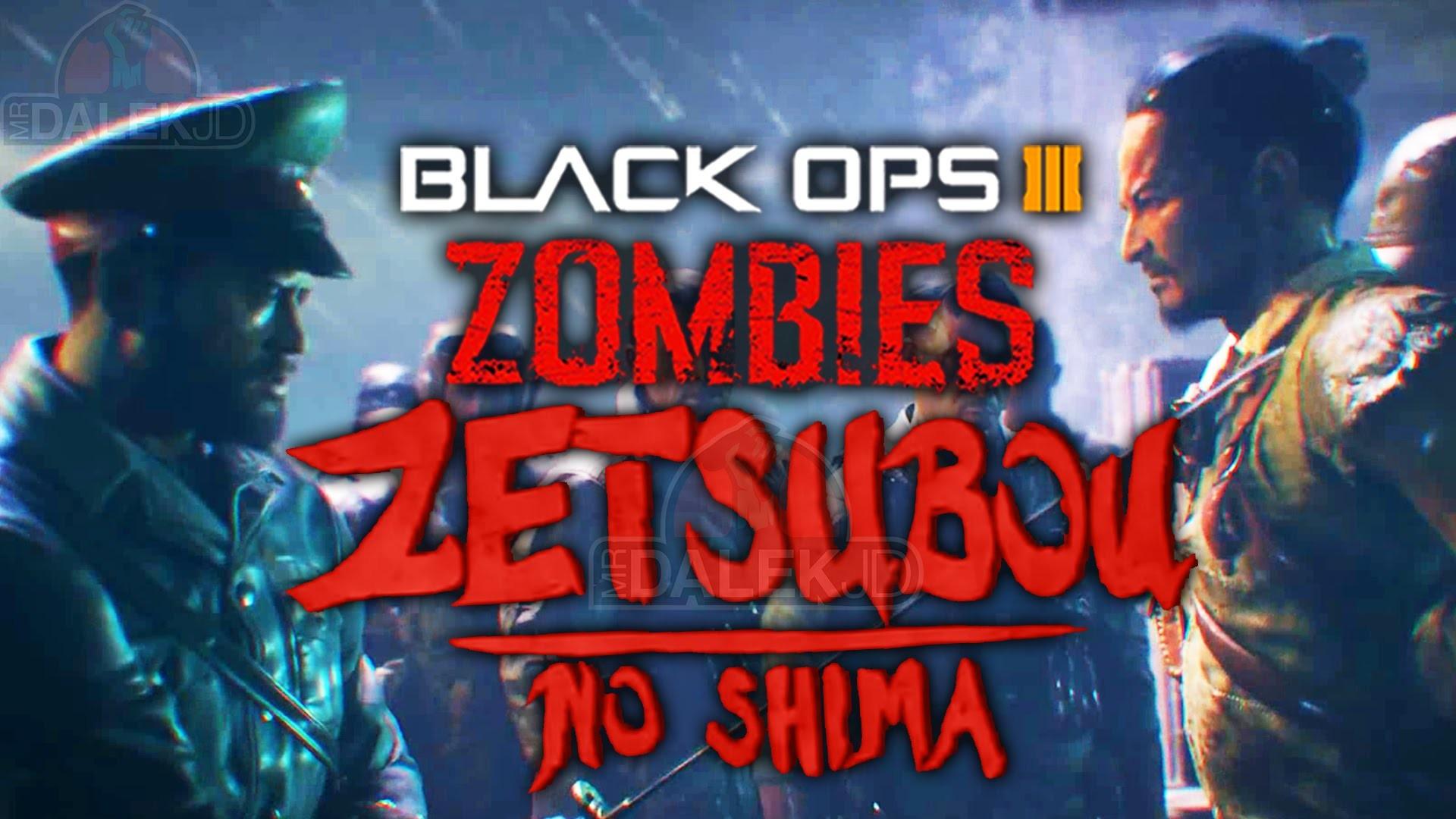 """Black Ops 3 ZOMBIES """"ZETSUBOU NO SHIMA"""" DLC #2 – MAP DESCRIPTION & MORE! (Black  Ops 3 """"ECLIPSE"""" DLC) – YouTube"""