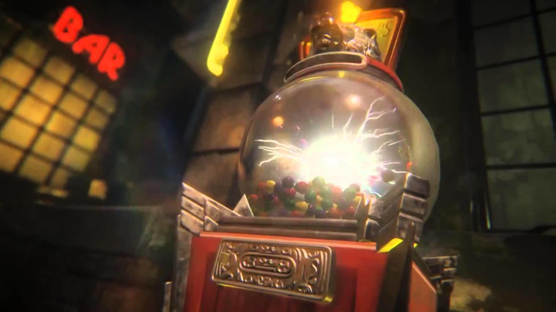 """Black Ops 3 Zombies Bande Annonce (COD BO3 """"Shadows of Evil"""" Trailer)"""
