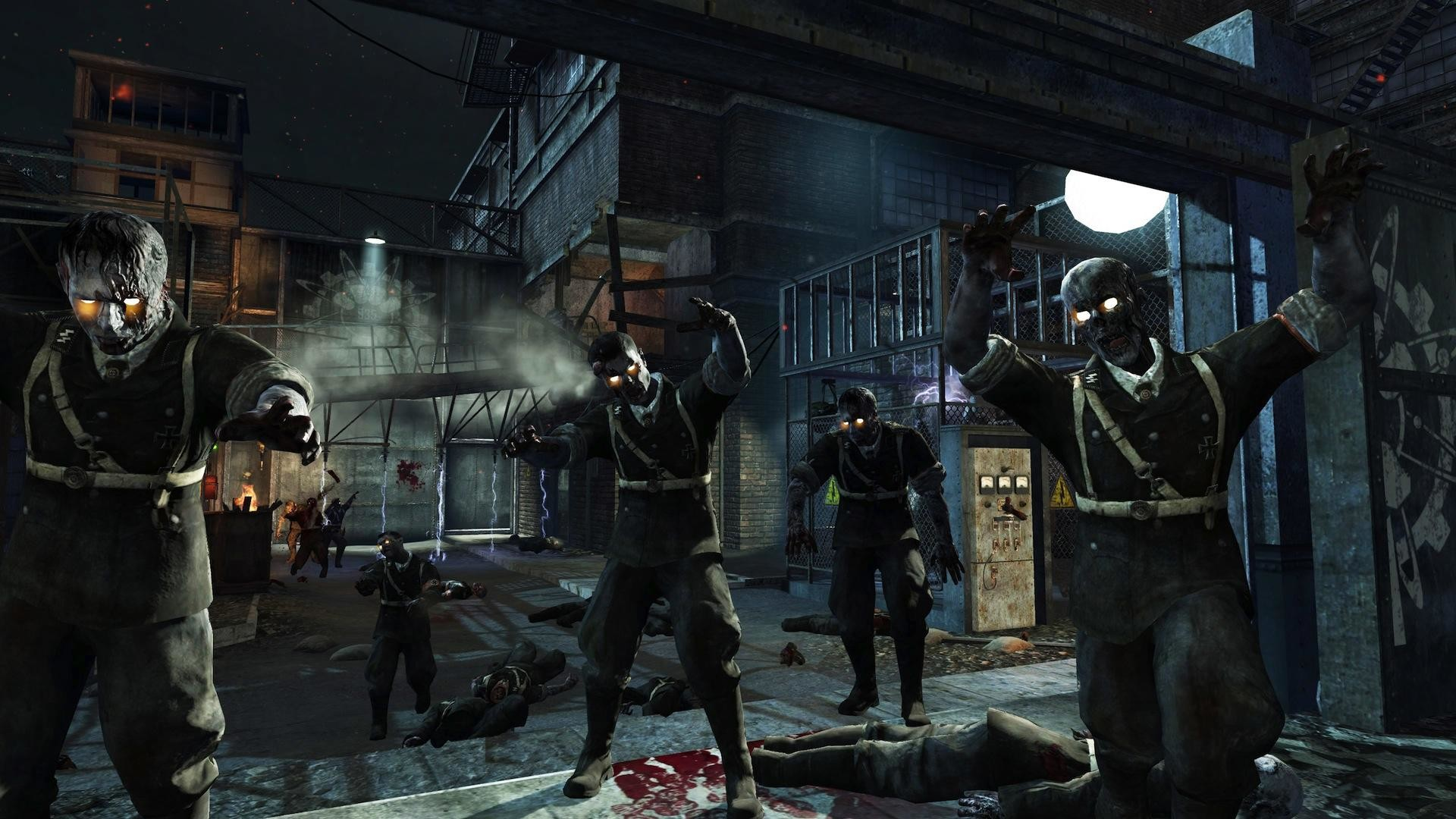 Zombie Chronicles is coming to Black Ops III. Credit: Treyarch