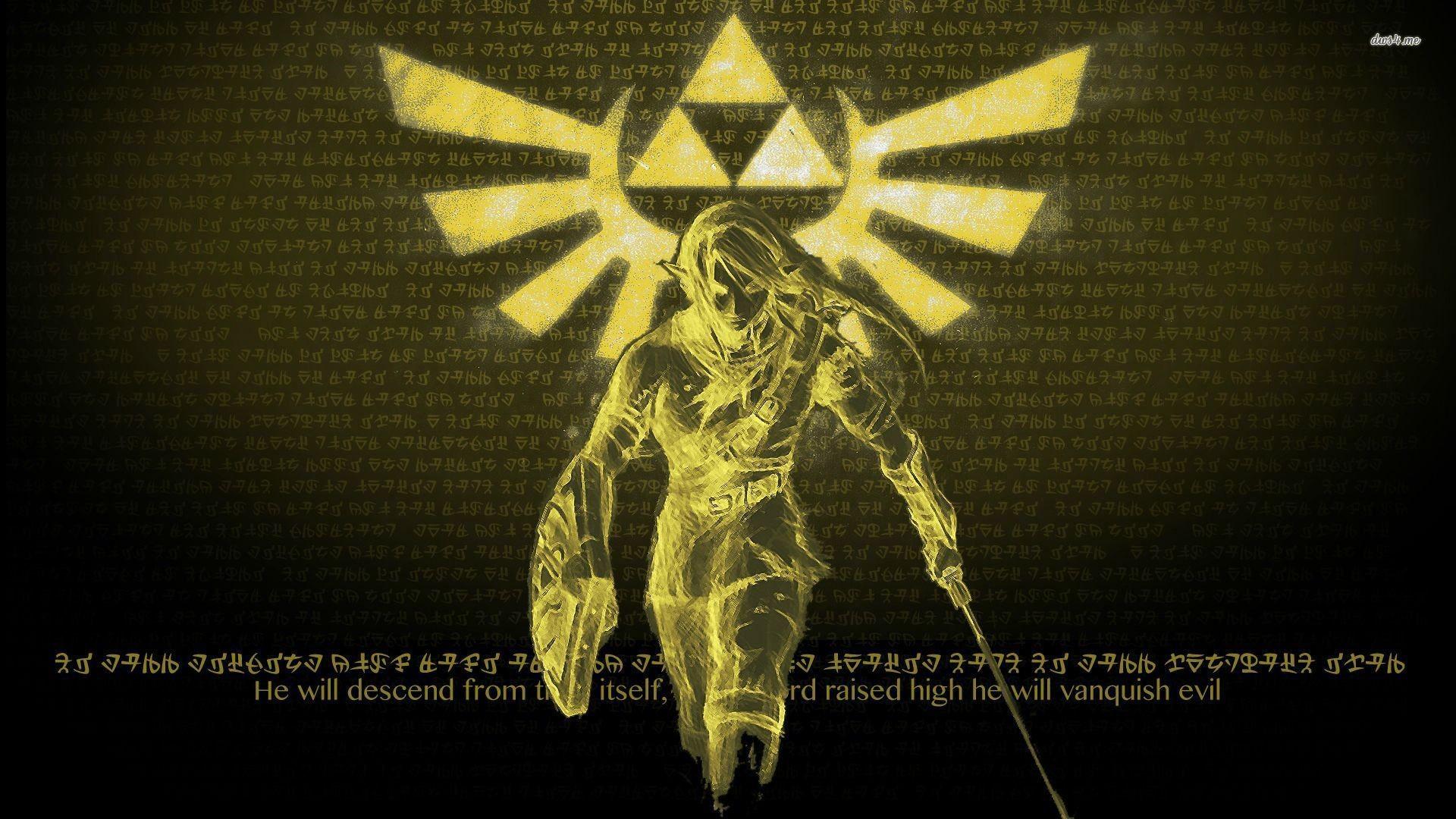 The Legend of Zelda wallpaper – Game wallpapers – #30427