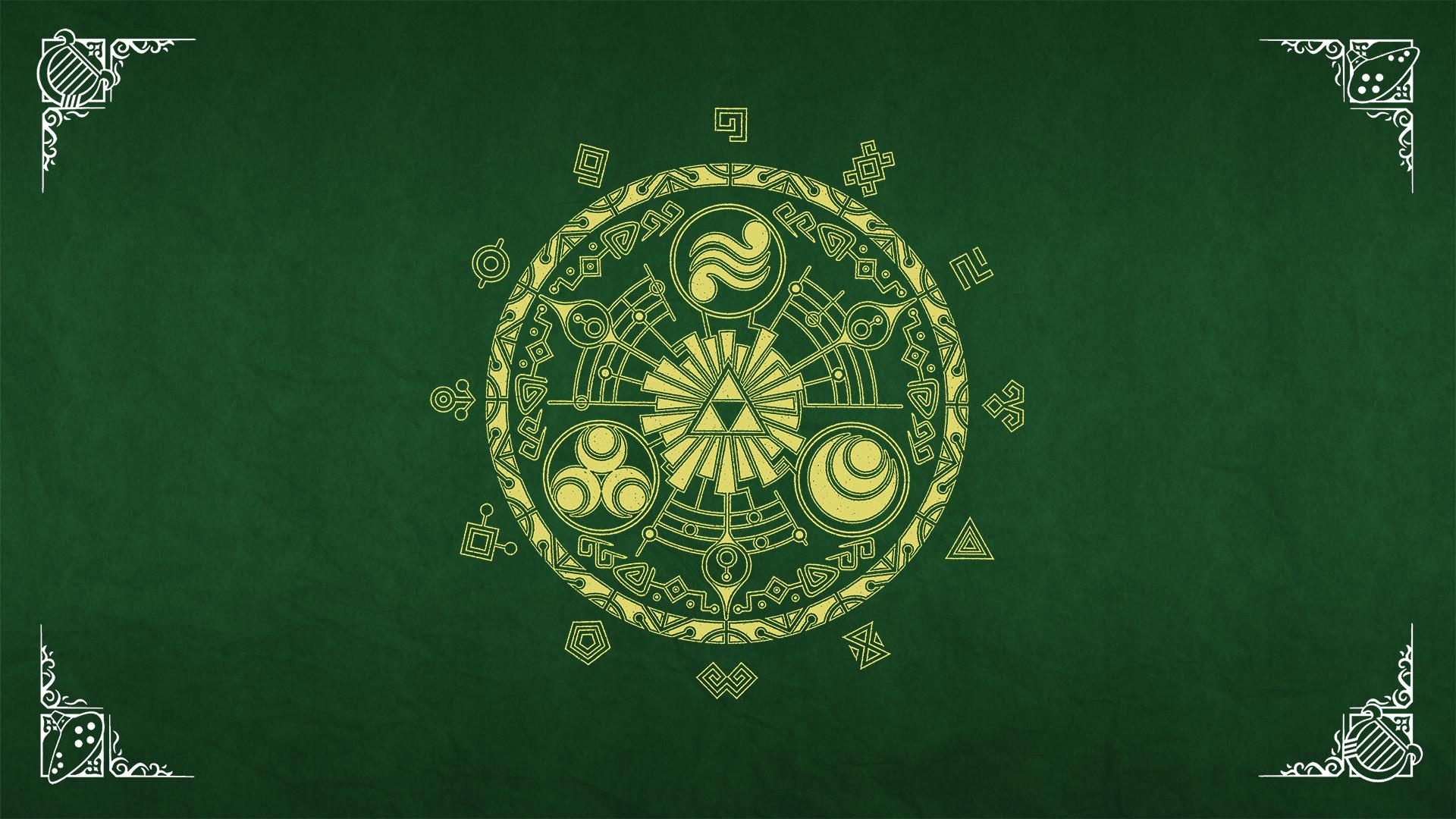 Epic Legend of Zelda Wallpaper