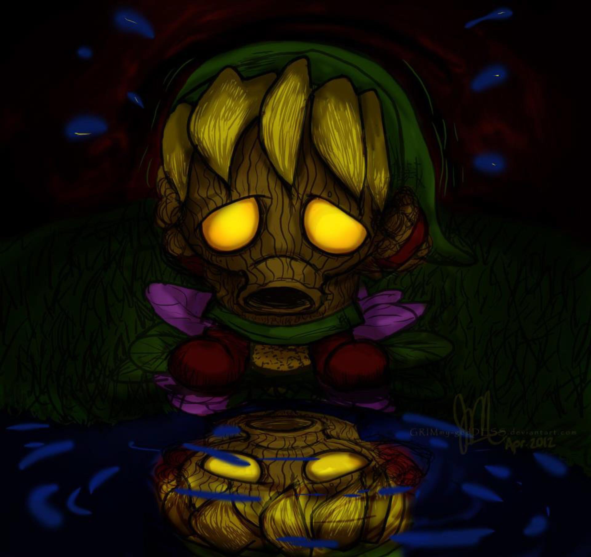 The Legend of Zelda: Majora's Mask   Watch Us Play Games