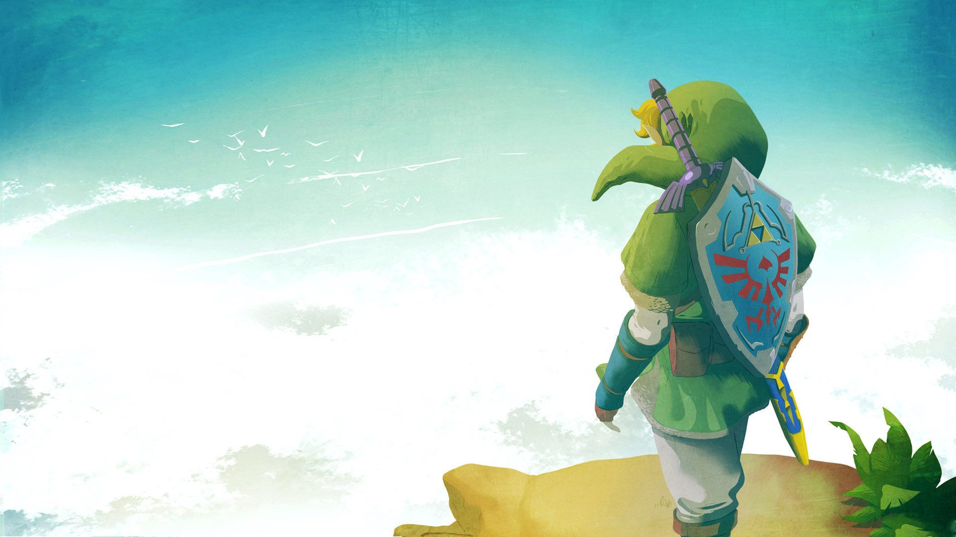 écran The Legend Of Zelda : tous les wallpapers The Legend Of Zelda .