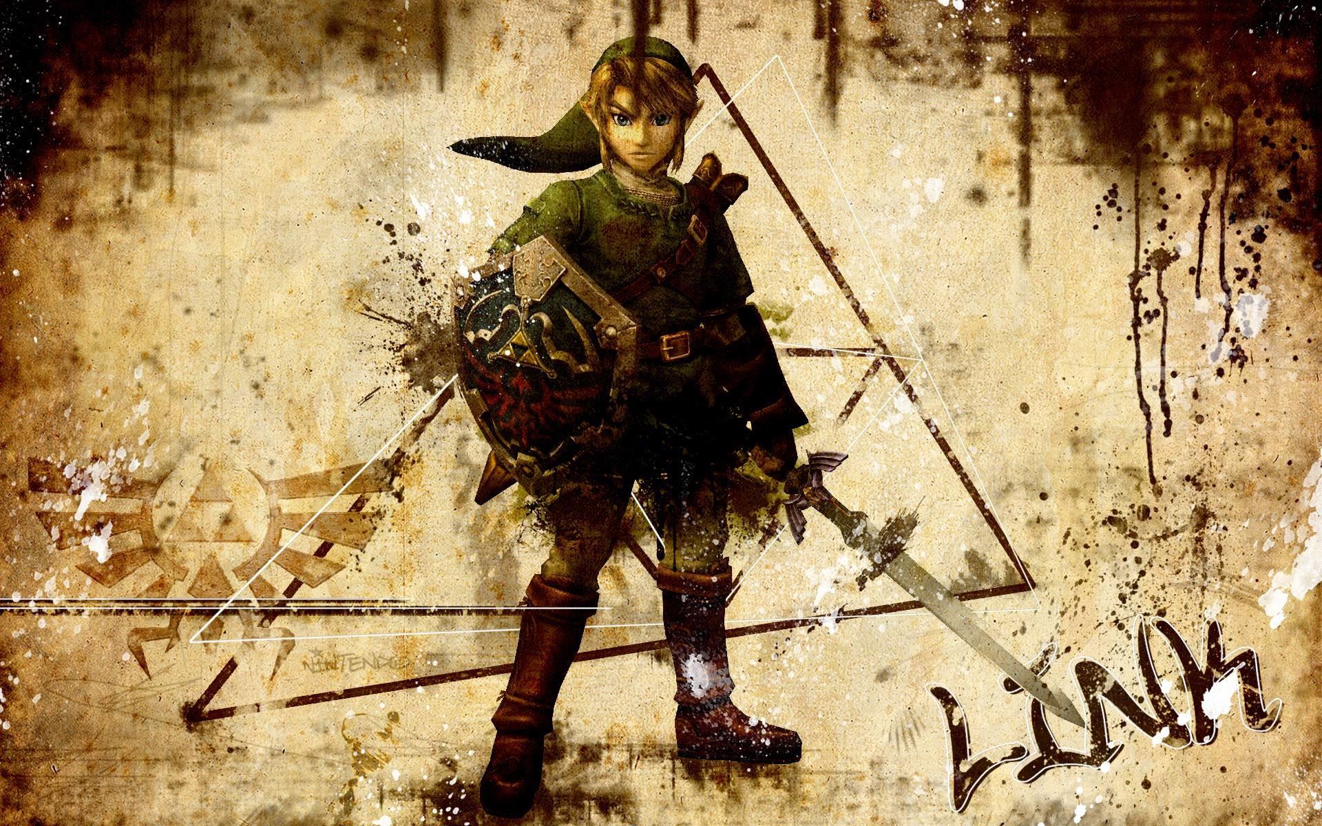 Link – The Legend of Zelda Wallpaper (2833139) – Fanpop