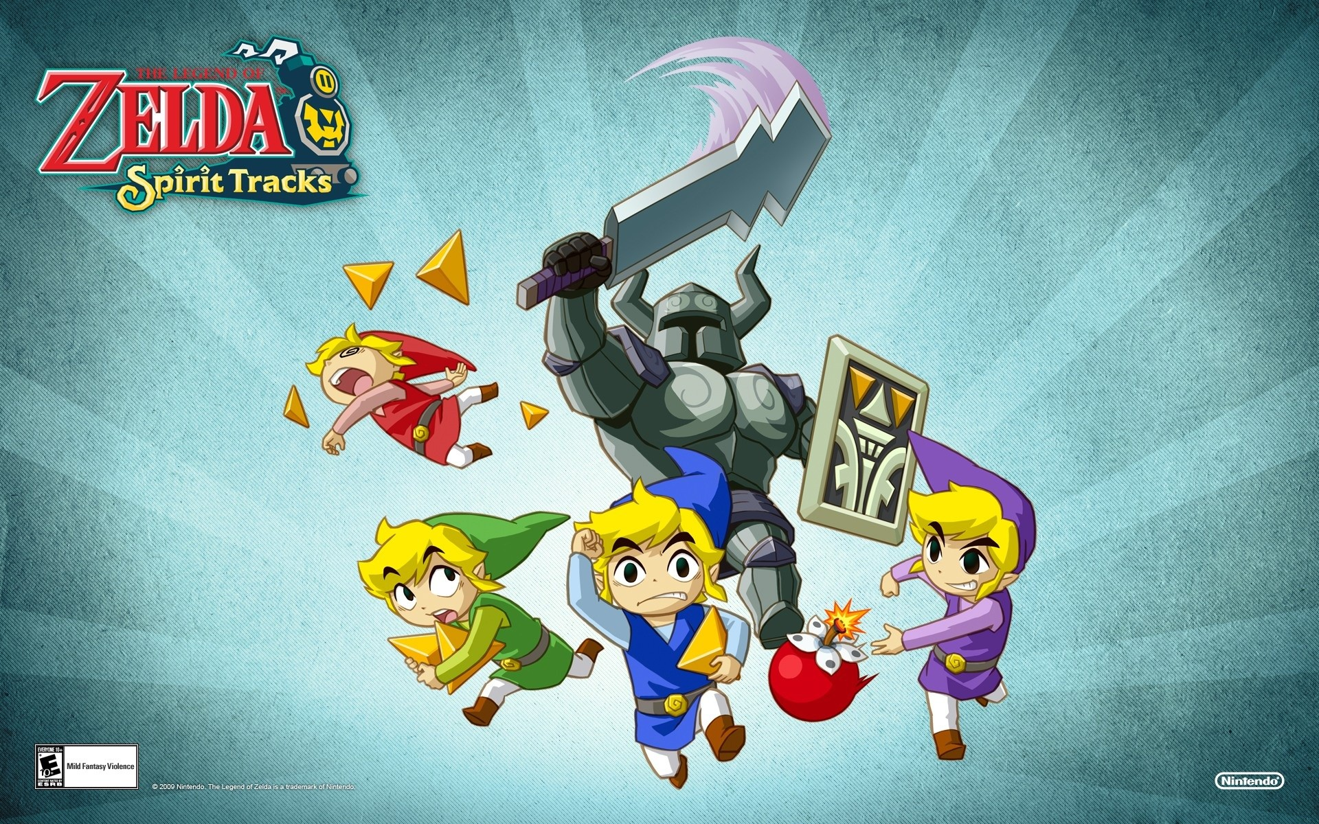 The Legend of Zelda Wallpaper HD Widescreen.
