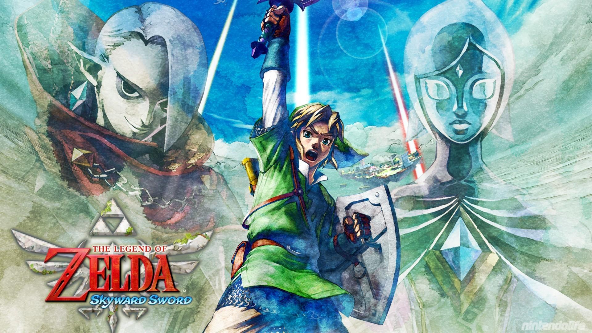 Zelda: Skyward Sword – Wallpaper 3