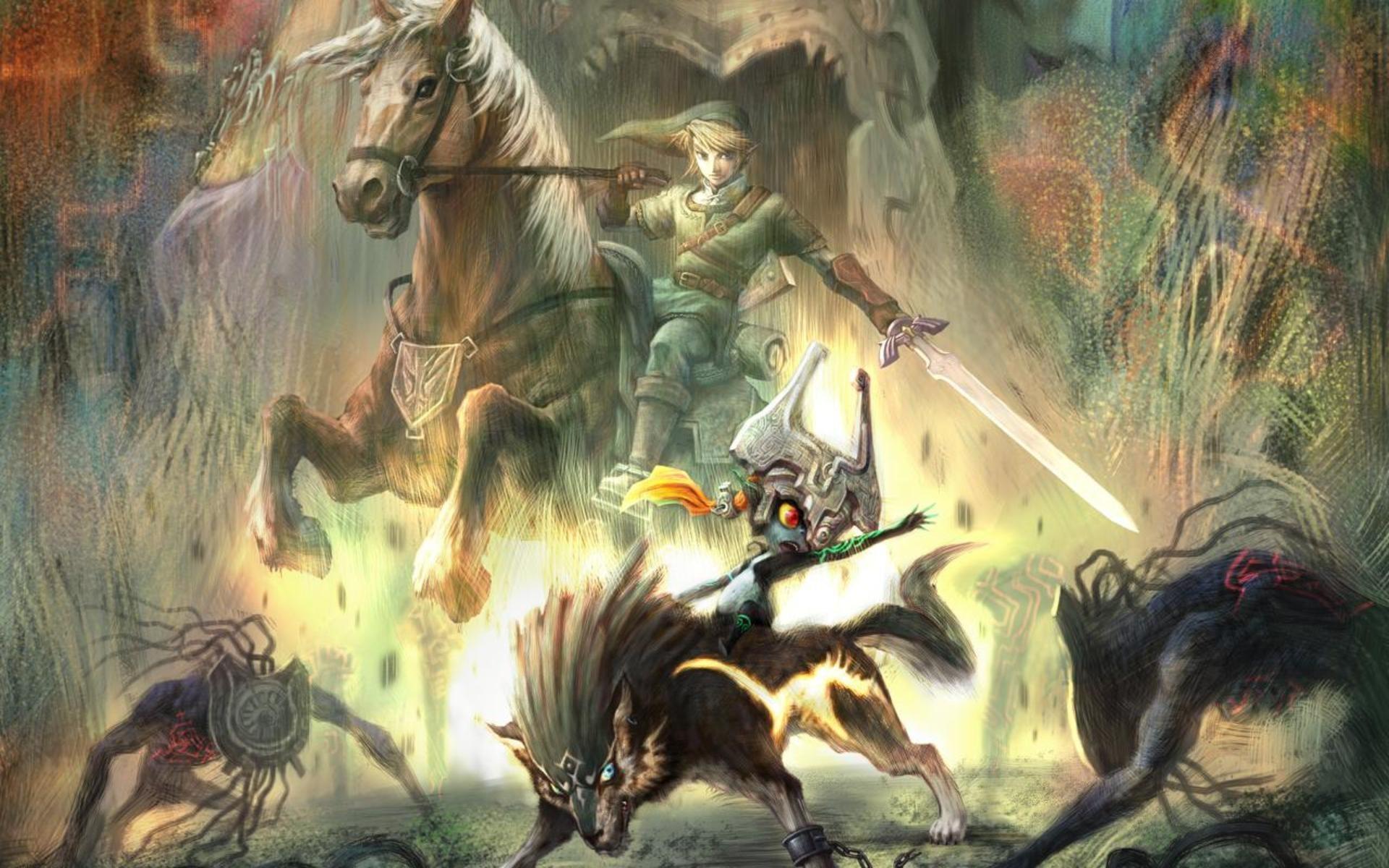 … The Legend of Zelda Wallpaper …