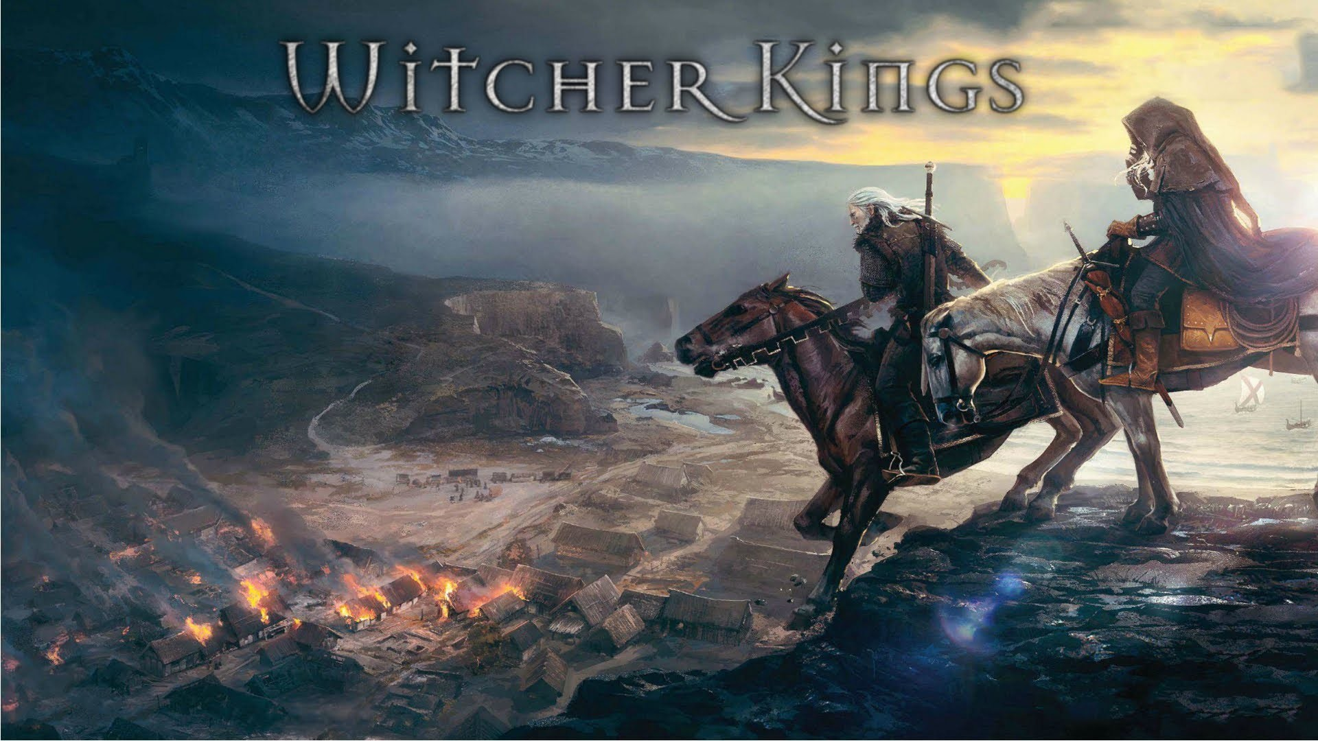 Crusader Kings 2 – Witcher Kings mod