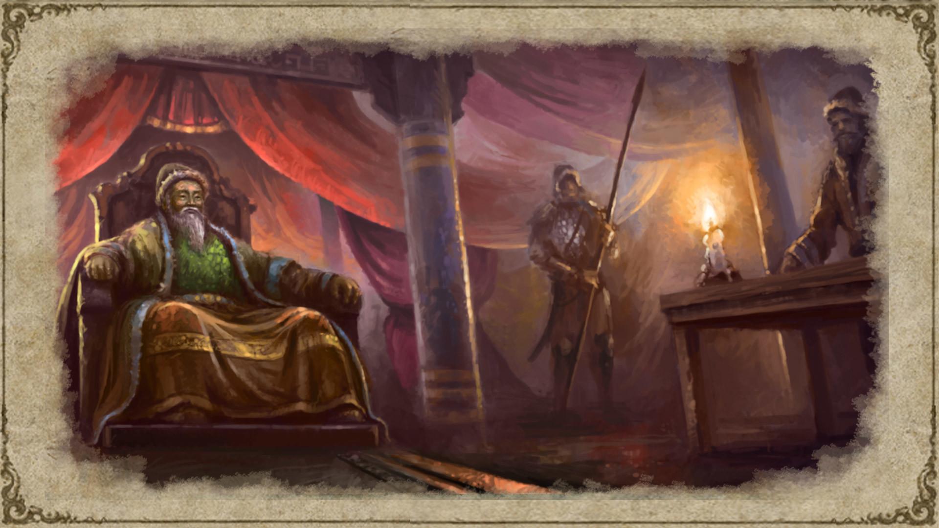Crusader Kings II Artwork 06