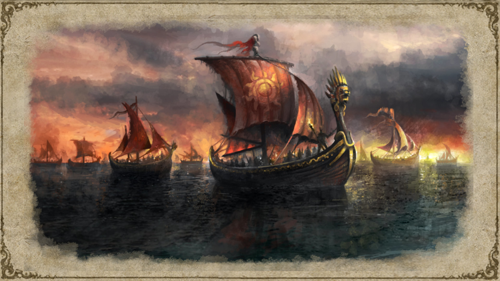 Crusader Kings II – The Sunset Invasion | Steam Trading Cards Wiki | FANDOM  powered by Wikia