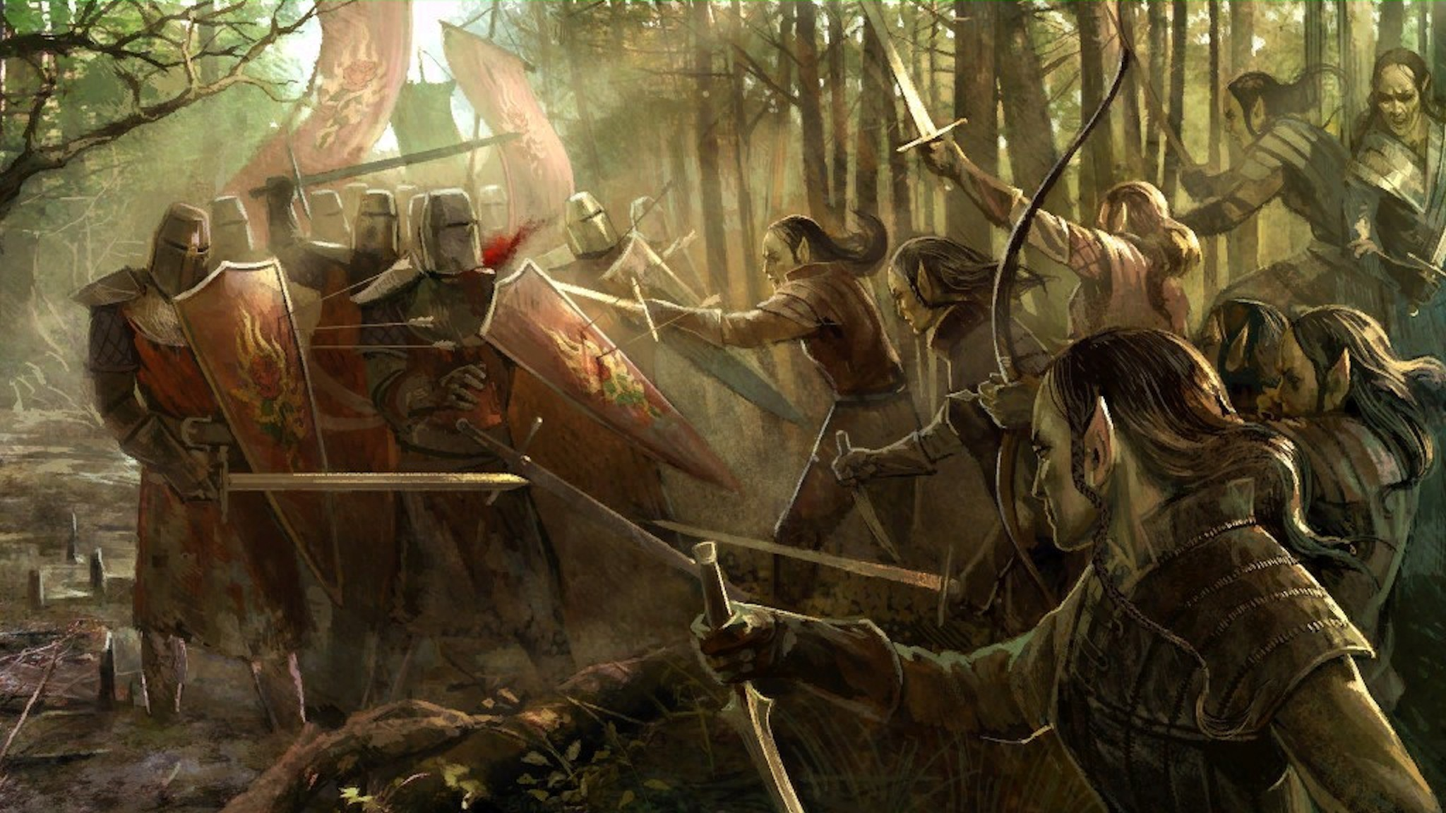 Objectives List news – The Witcher Kings mod for Crusader Kings II – Mod DB