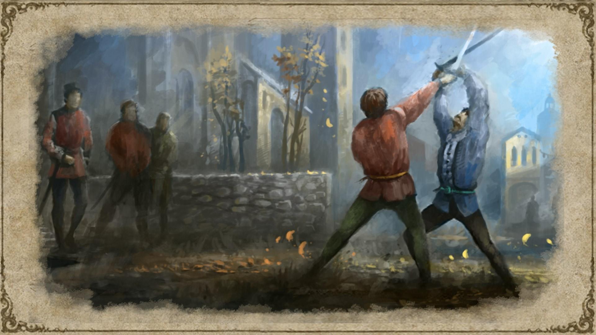 Reeves Waite – Crusader Kings II wallpaper free for desktop – px