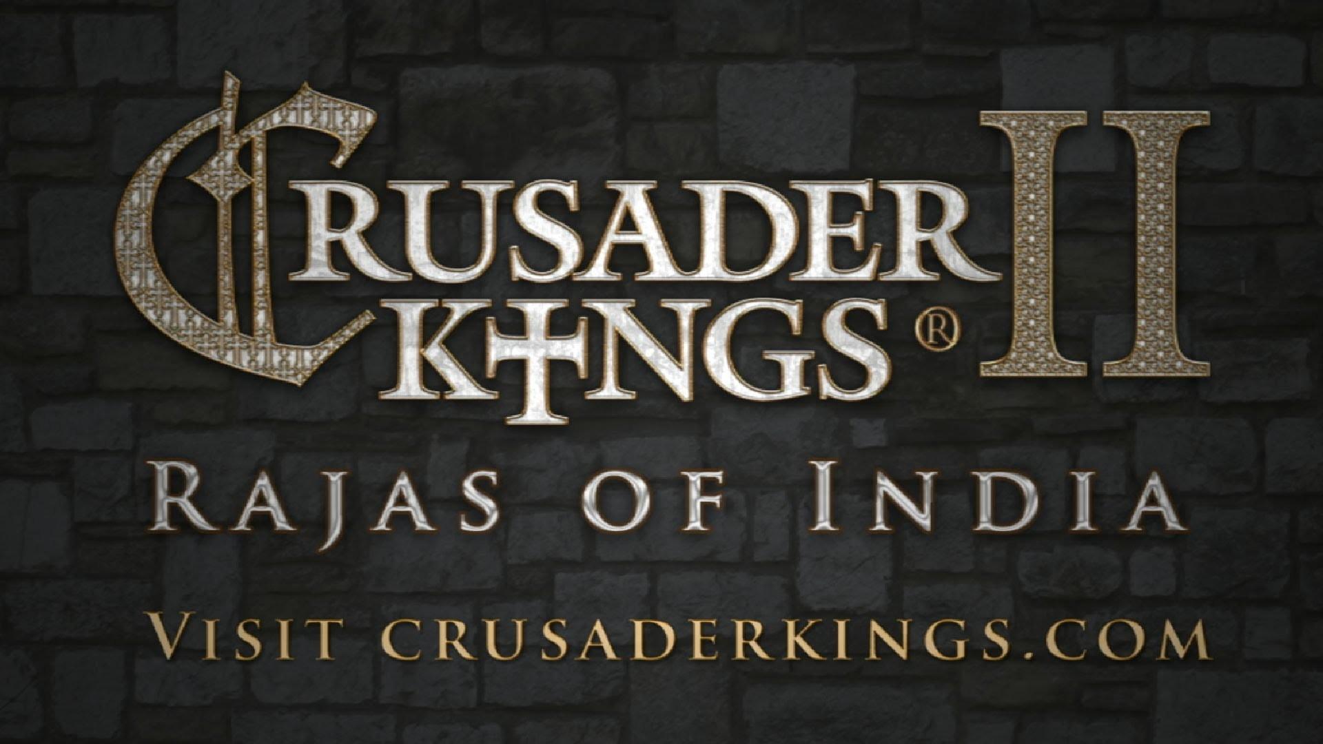Crusader Kings II: Rajas of India – Reveal Teaser