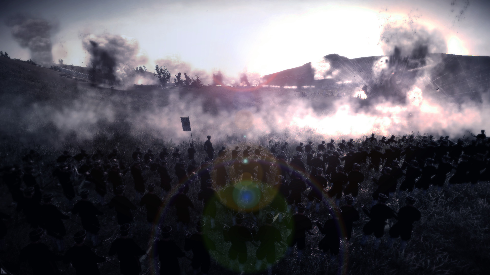 … Shogun 2 FOTS: Artillery attack by LaNoif
