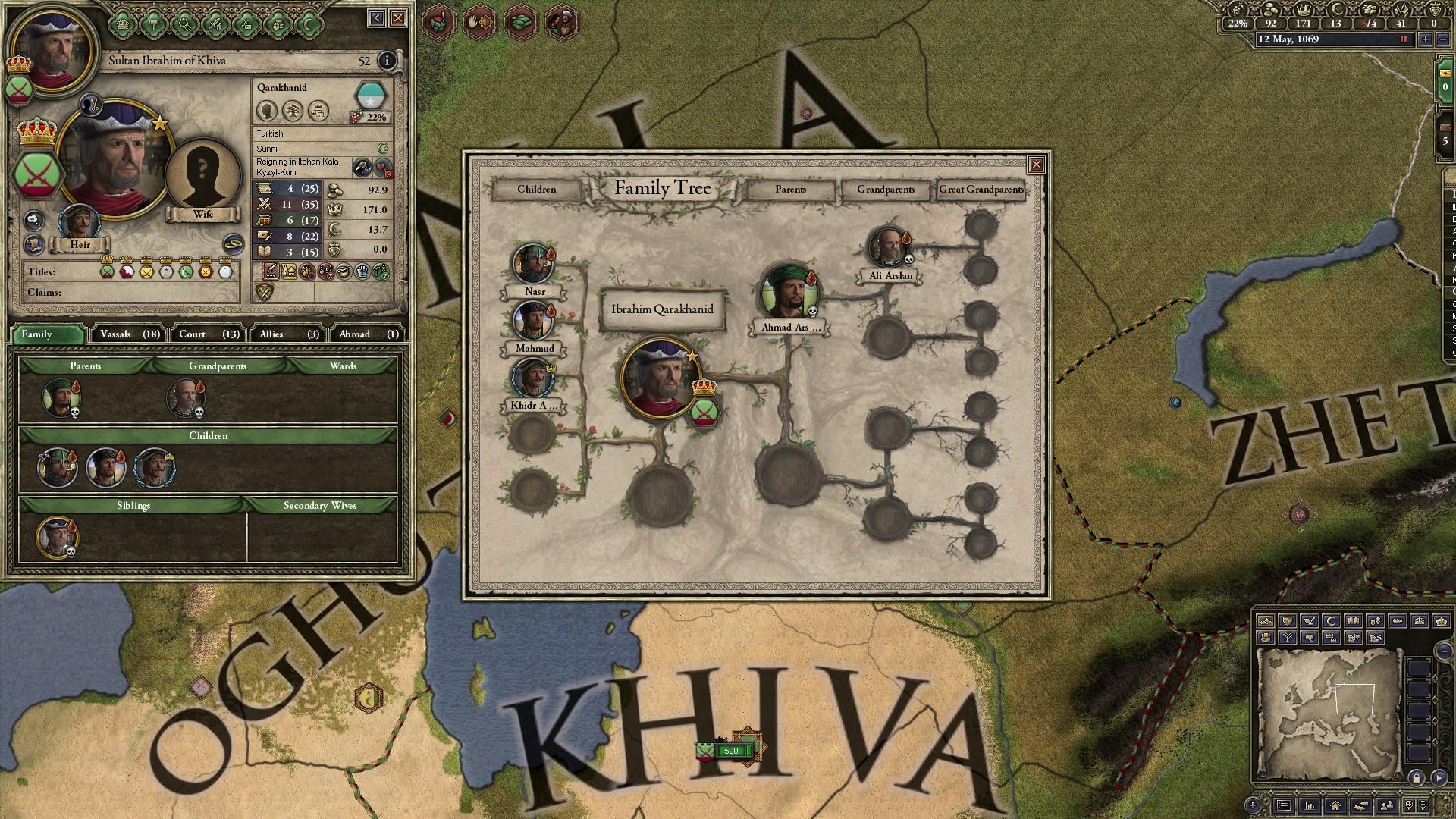 … Crusader Kings II: Turkish Portraits (STEAM) PC Screenshot …