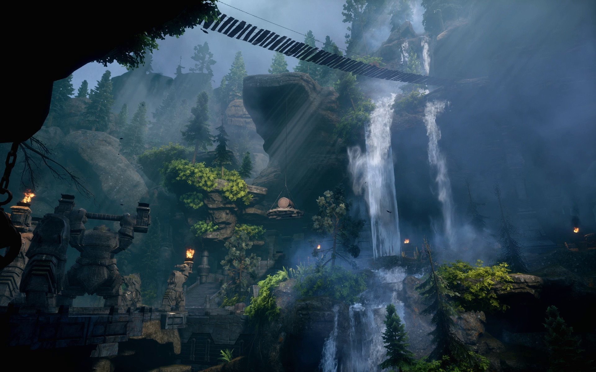 Animated Desktop Wallpaper of Inquisition at Dragon Age: Inquisition Nexus  – Mods and community