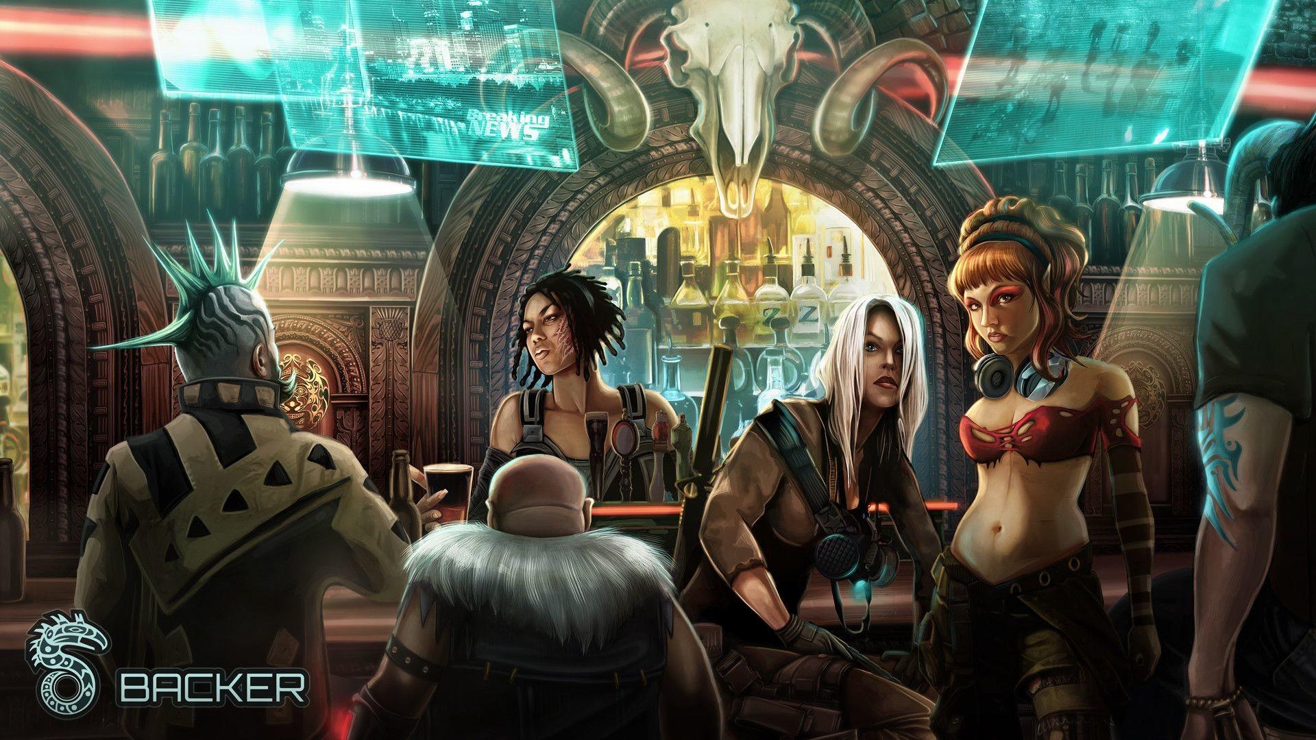 Pix For > Shadowrun Wallpaper