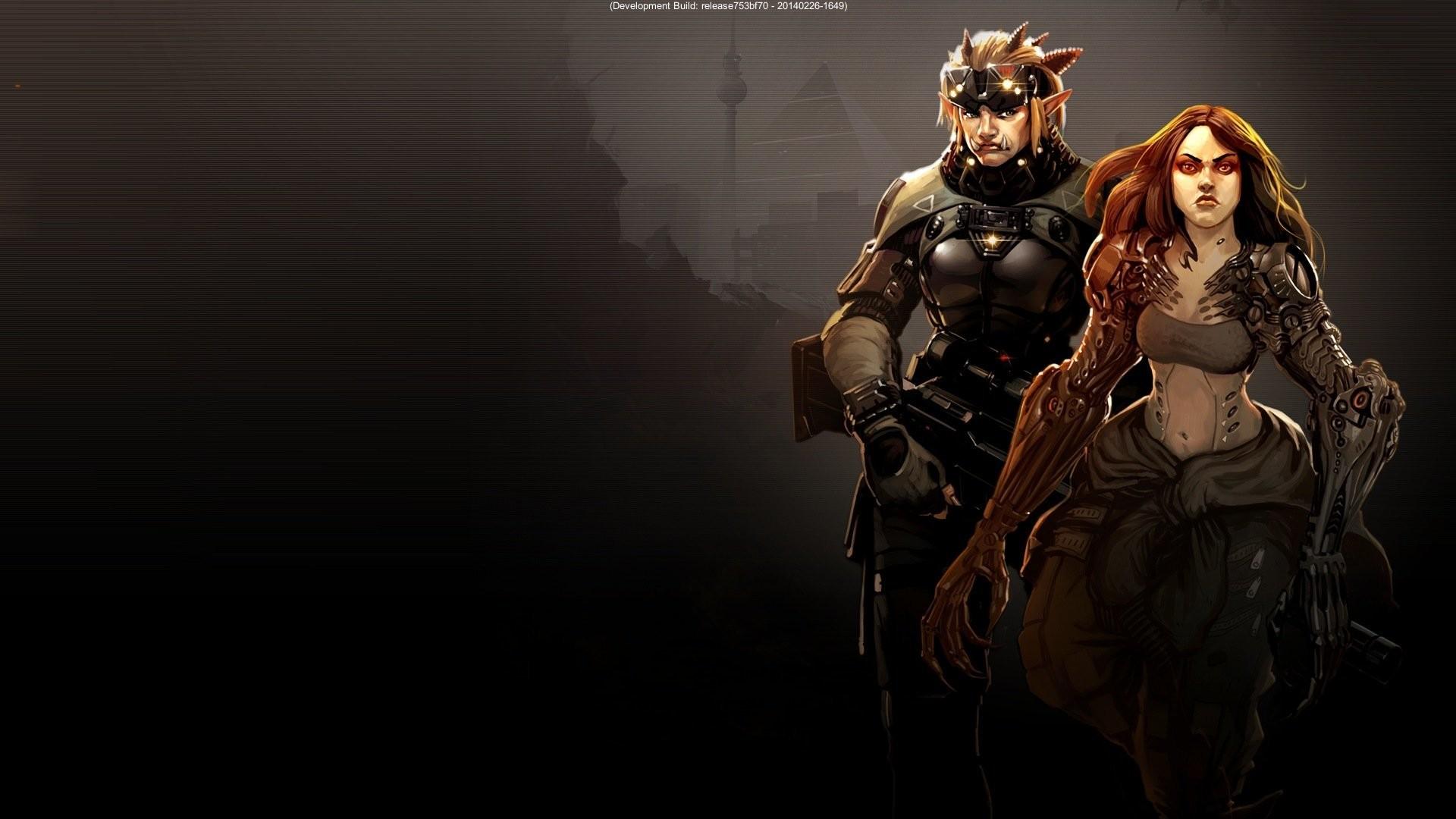 SHADOWRUN cardgame game mmo online fantasy sci-fi warrior fighting  cyberpunk shooter (17) wallpaper | | 348423 | WallpaperUP