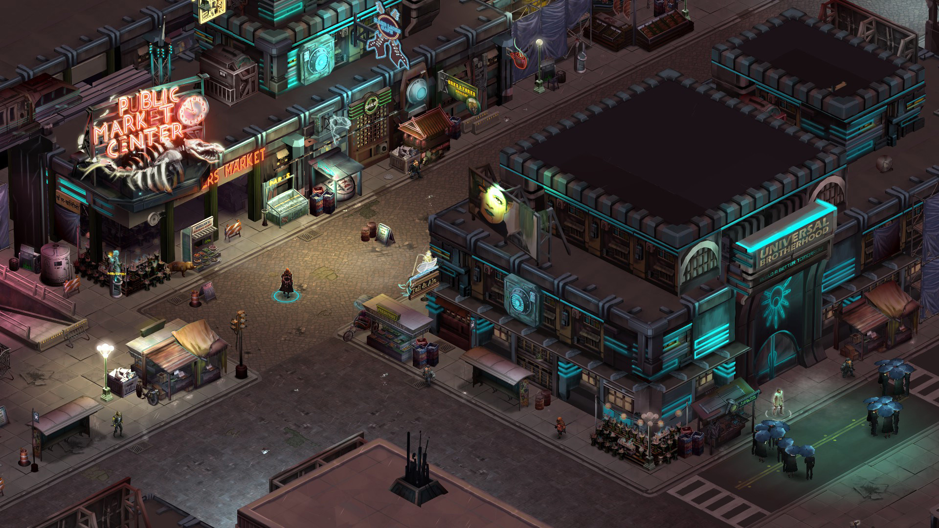 """Shadowrun Dev on Kickstarter: """"Put Your Ego Aside and Communicate with Your  Audience"""" 