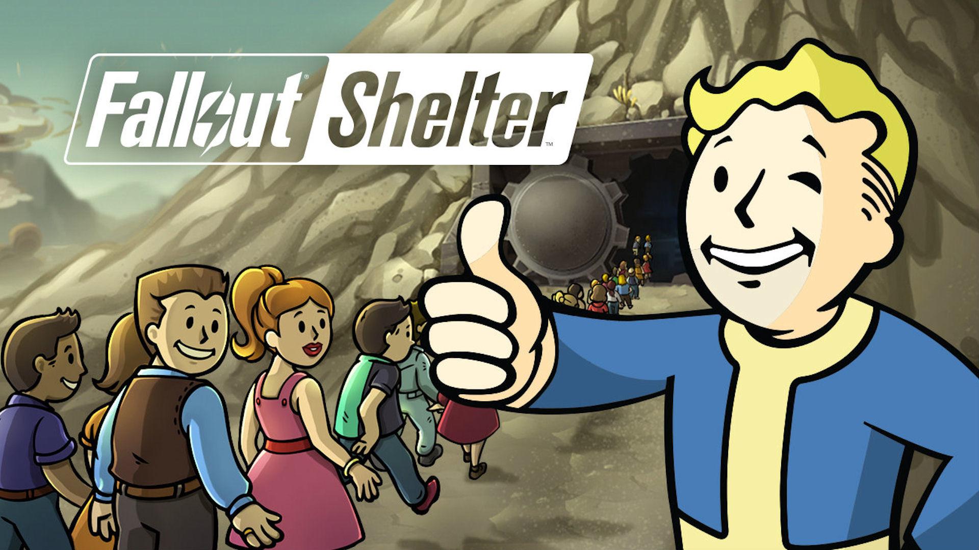 Fallout Shelter wallpaper Pip-Boy
