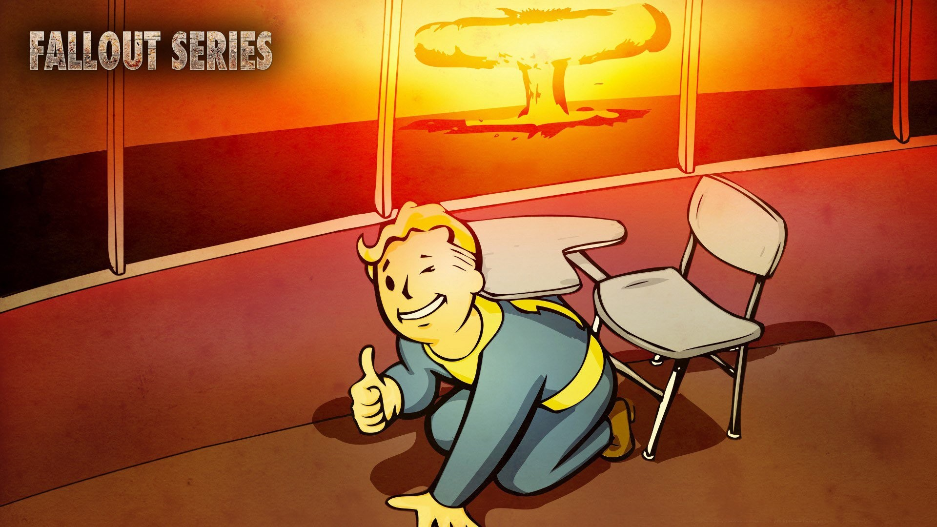 Vault Boy – Fallout 236908