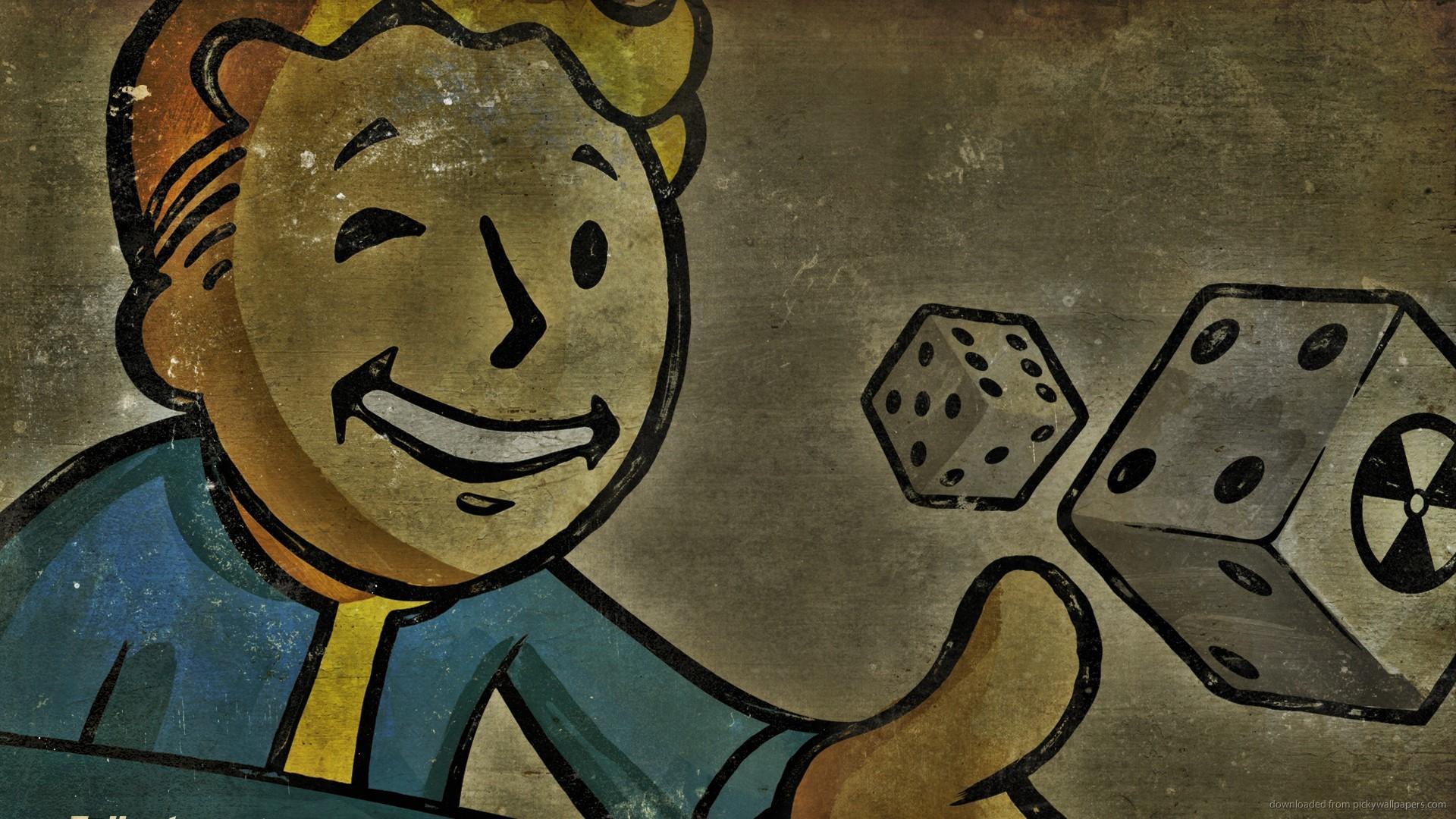 … Fallout Vaultboy Gambling – Edit by RPG247