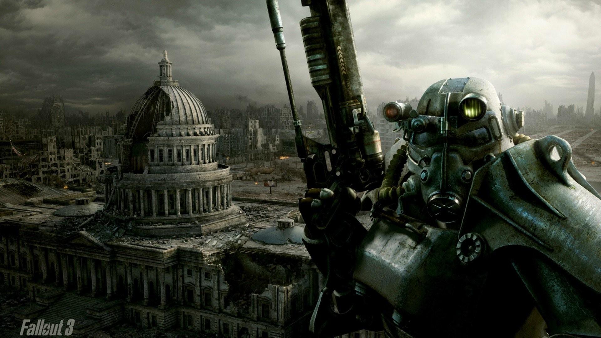 Fallout Wallpaper Fallout 3 Wallpaper Hd Vault Boy