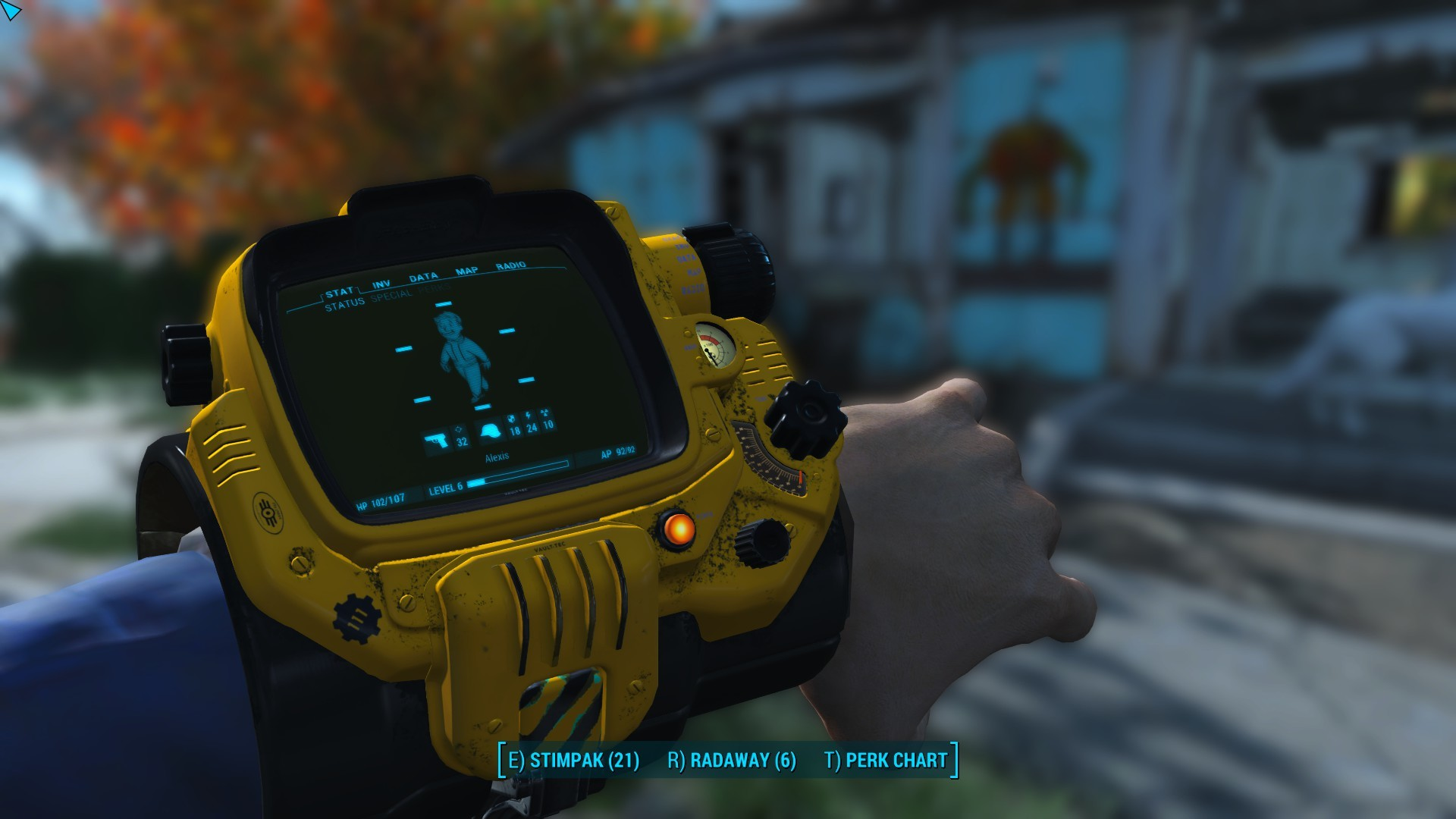Vault 111 Pip-Boy (by zozof) Recolor at Fallout 4 Nexus – Mods and community
