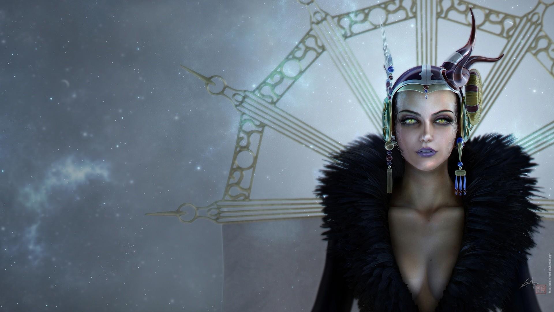 Final Fantasy VIII – Edea Kramer Wallpaper
