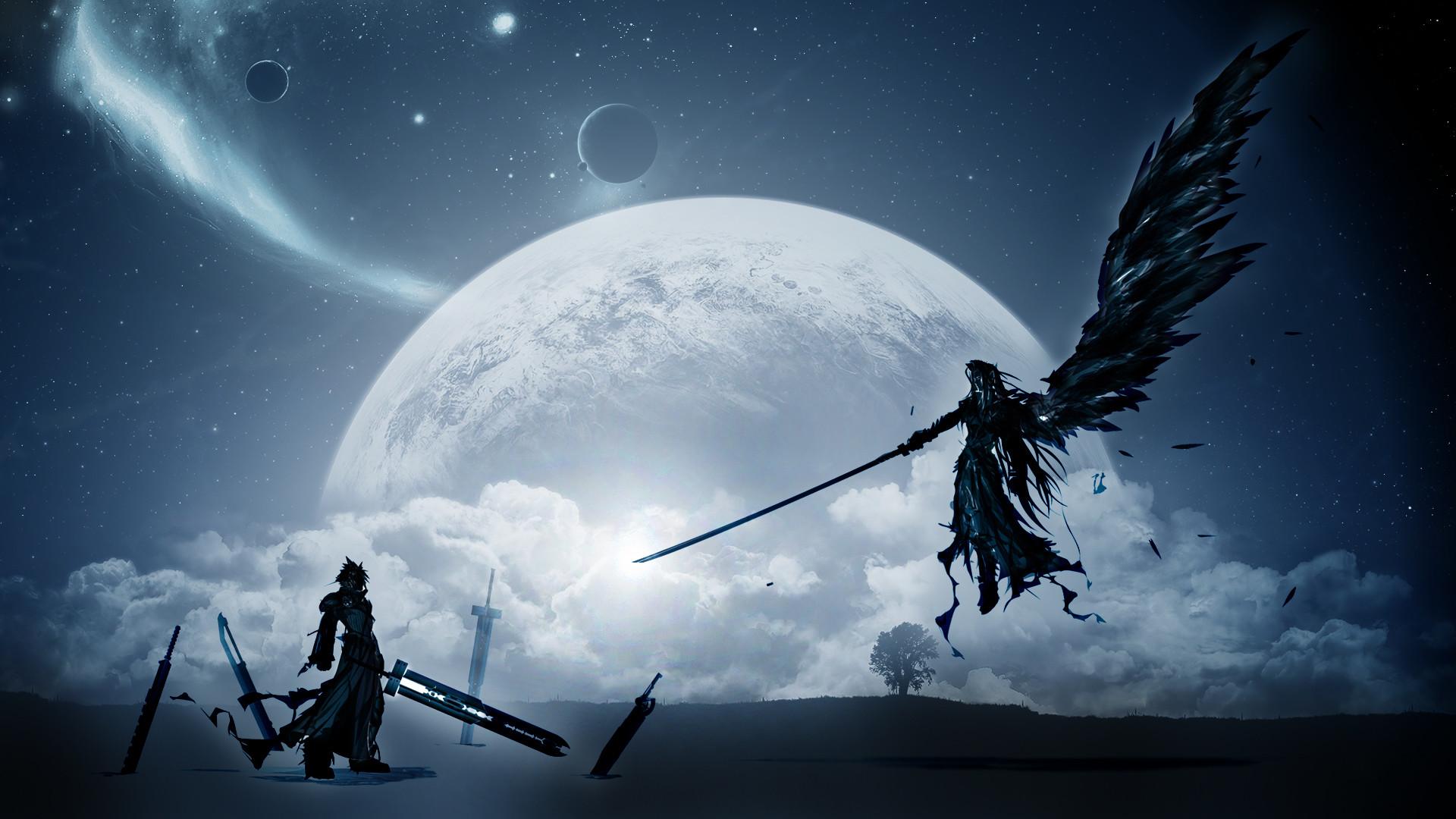 Final Fantasy Full HD Live Wallpaper – DSC42 Screenshot