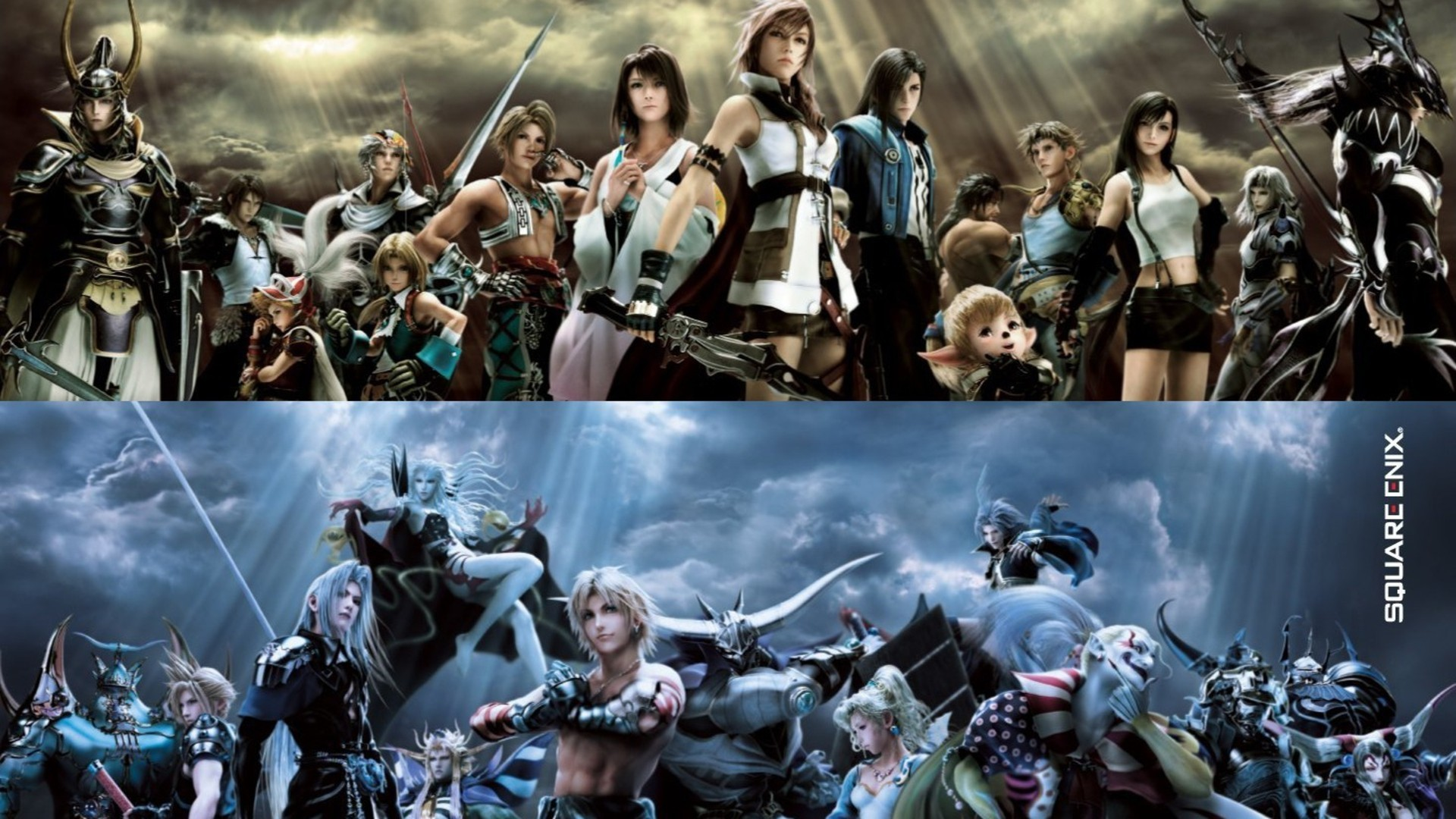 Final Fantasy Wallpaper Final, Fantasy, Anime, Games