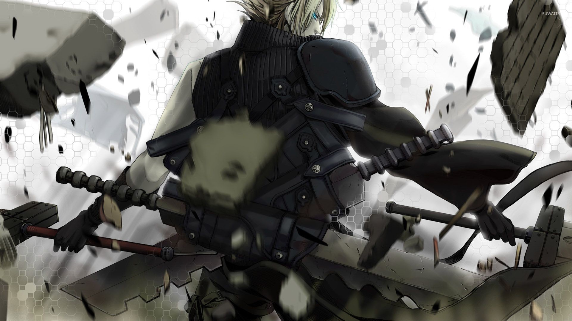 Cloud Strife – Final Fantasy VII wallpaper jpg