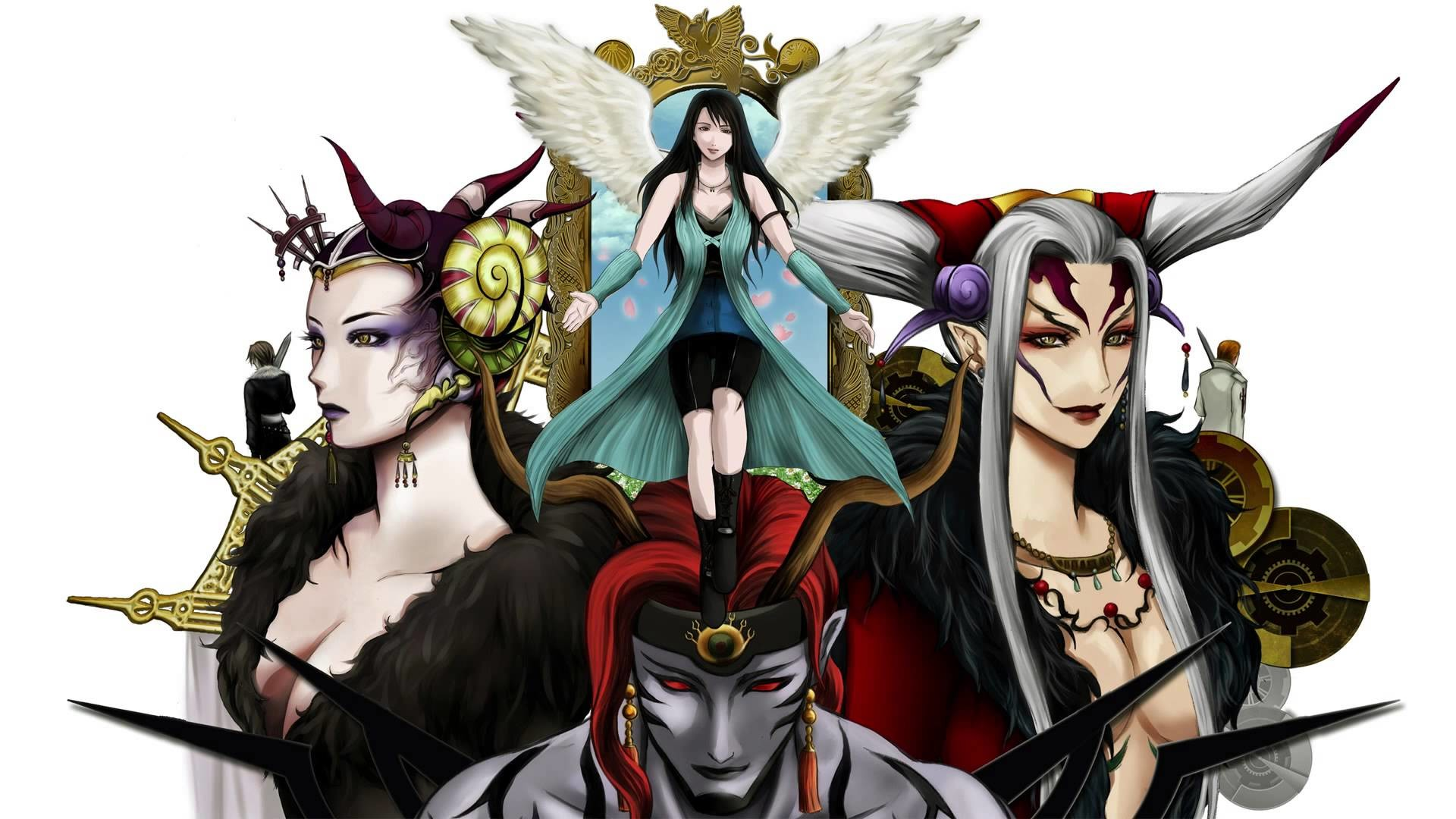 Final Fantasy VIII – Premonition Remastered