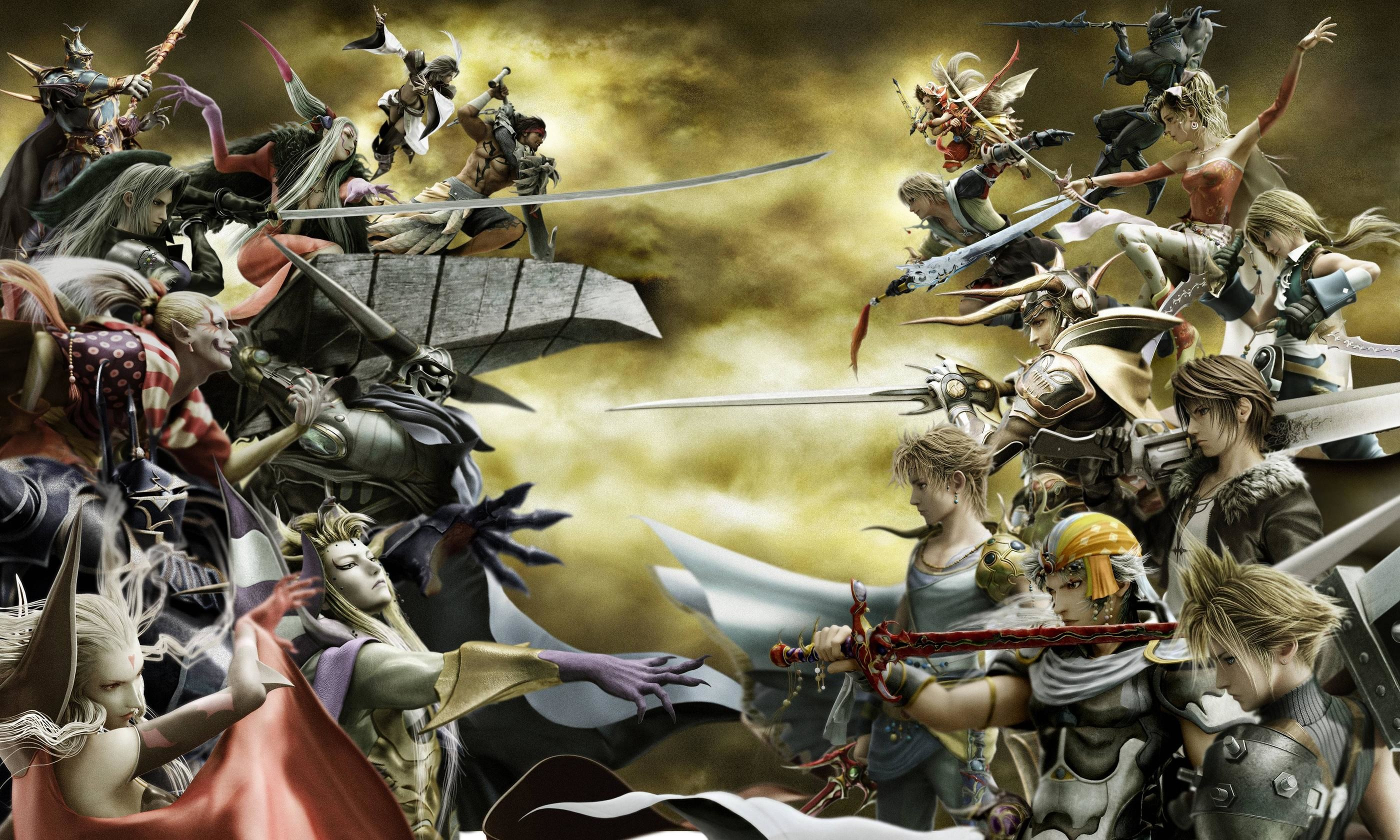 Dissidia Final Fantasy Wallpapers – The Final Fantasy Wiki has .