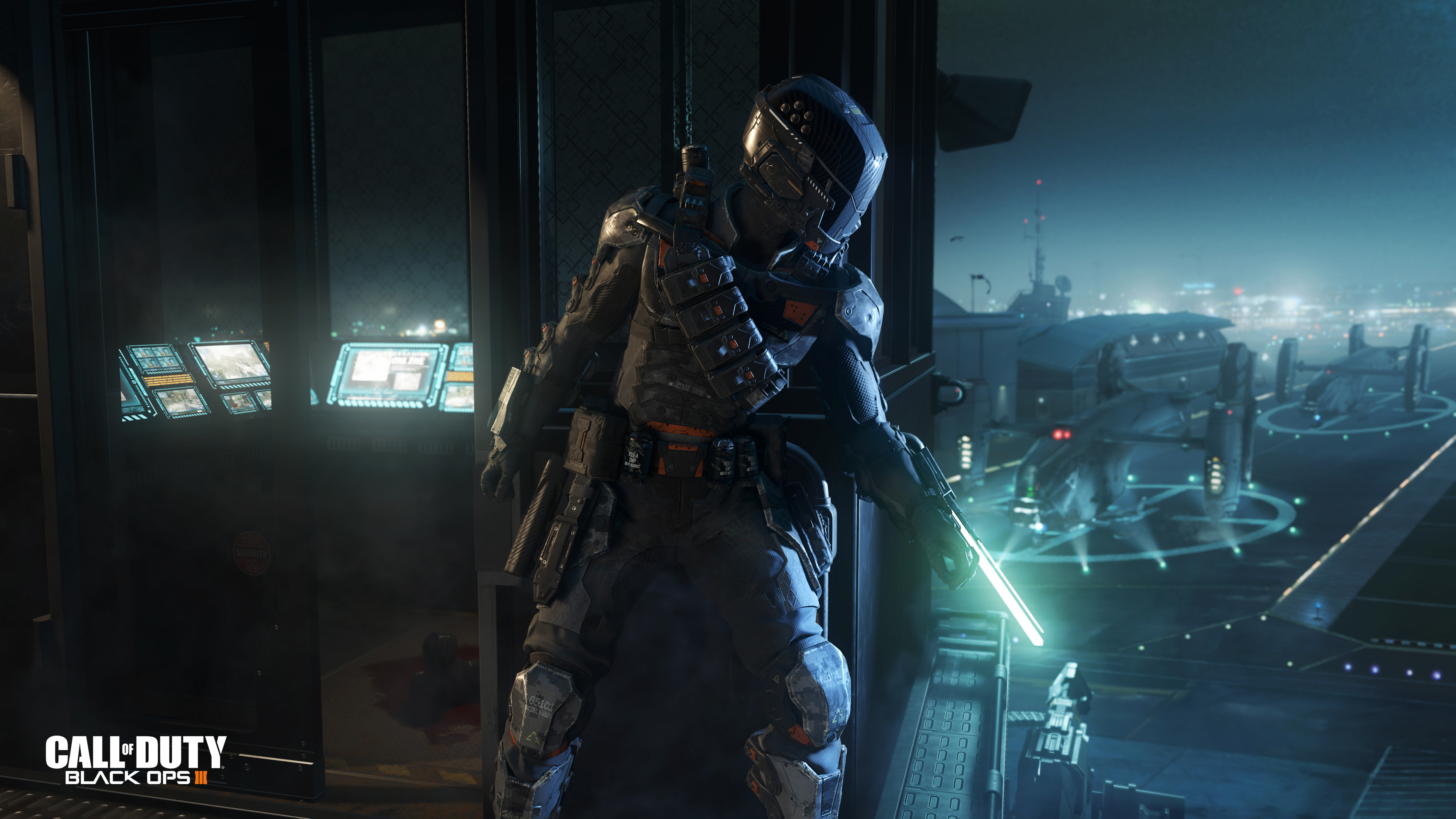 Call of Duty Black Ops 3 Spectre