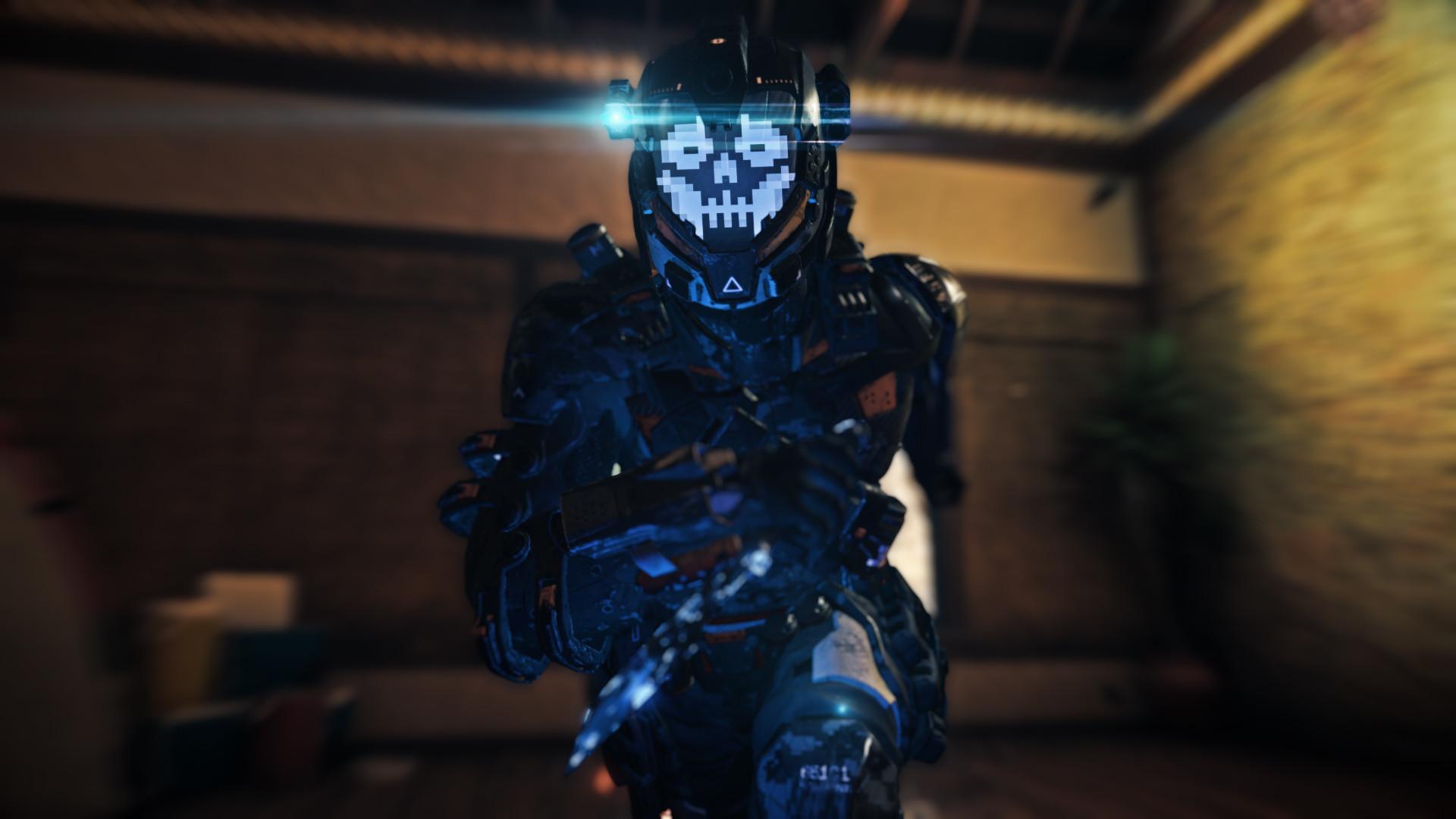 … Black Ops 3 Fan Art: Spectre by mattheadplus