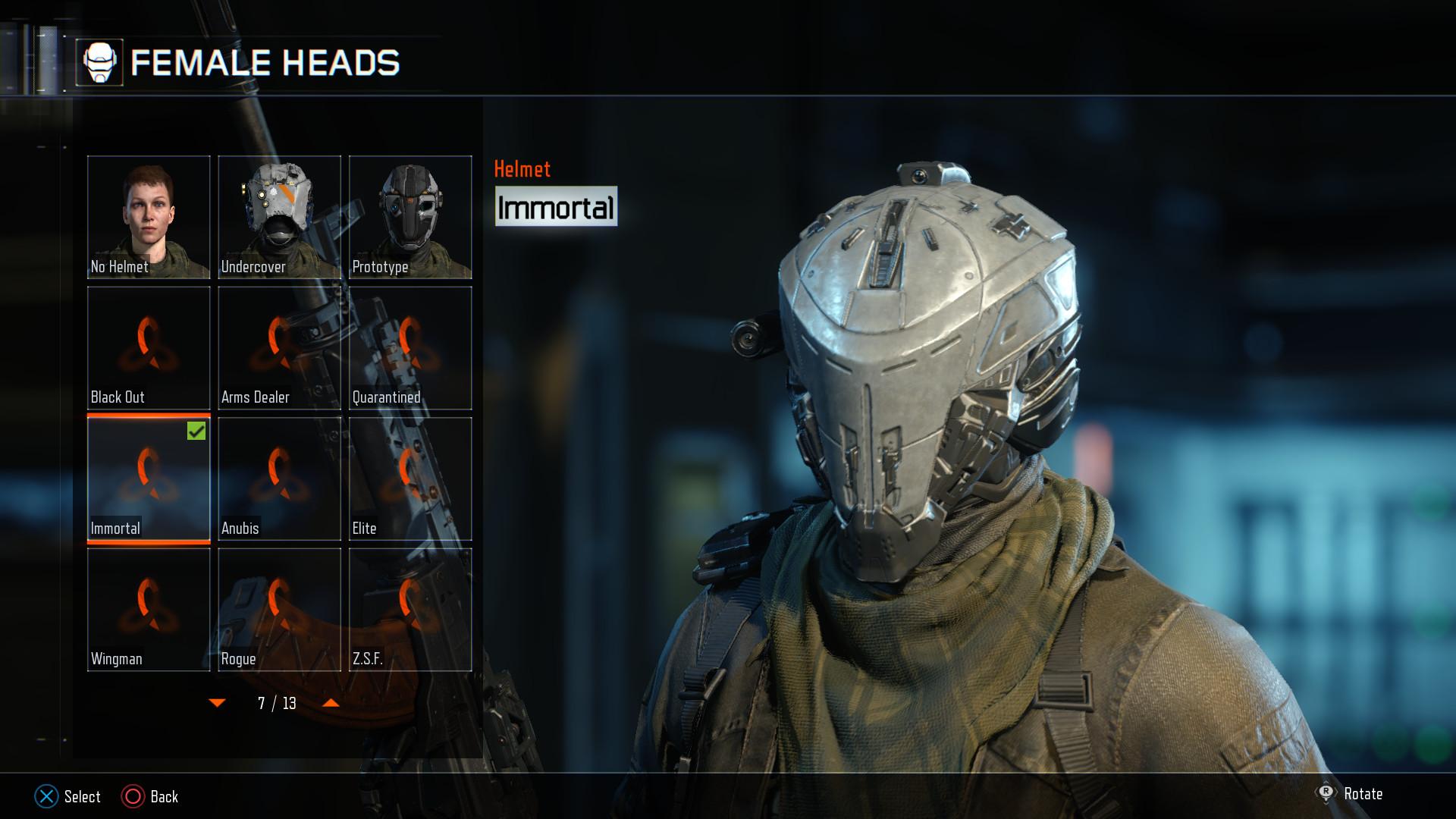 Image – Immortal Helmet BO3.png | Call of Duty Wiki | FANDOM powered by  Wikia