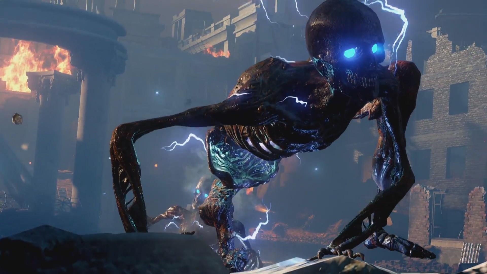 3. Electrified Skeletons