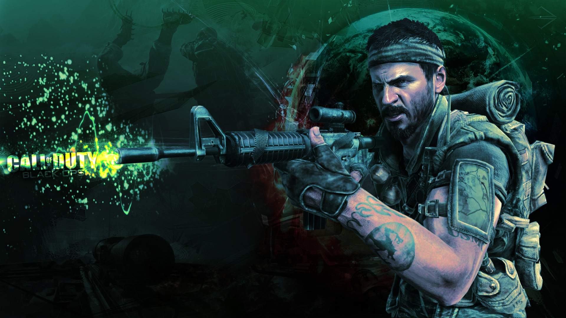 Black Ops Wallpapers Group 1920×1200 Call Of Duty Black Ops 1 Wallpapers  (31 Wallpapers) | Adorable Wallpapers | Wallpapers | Pinterest | Black ops,  …