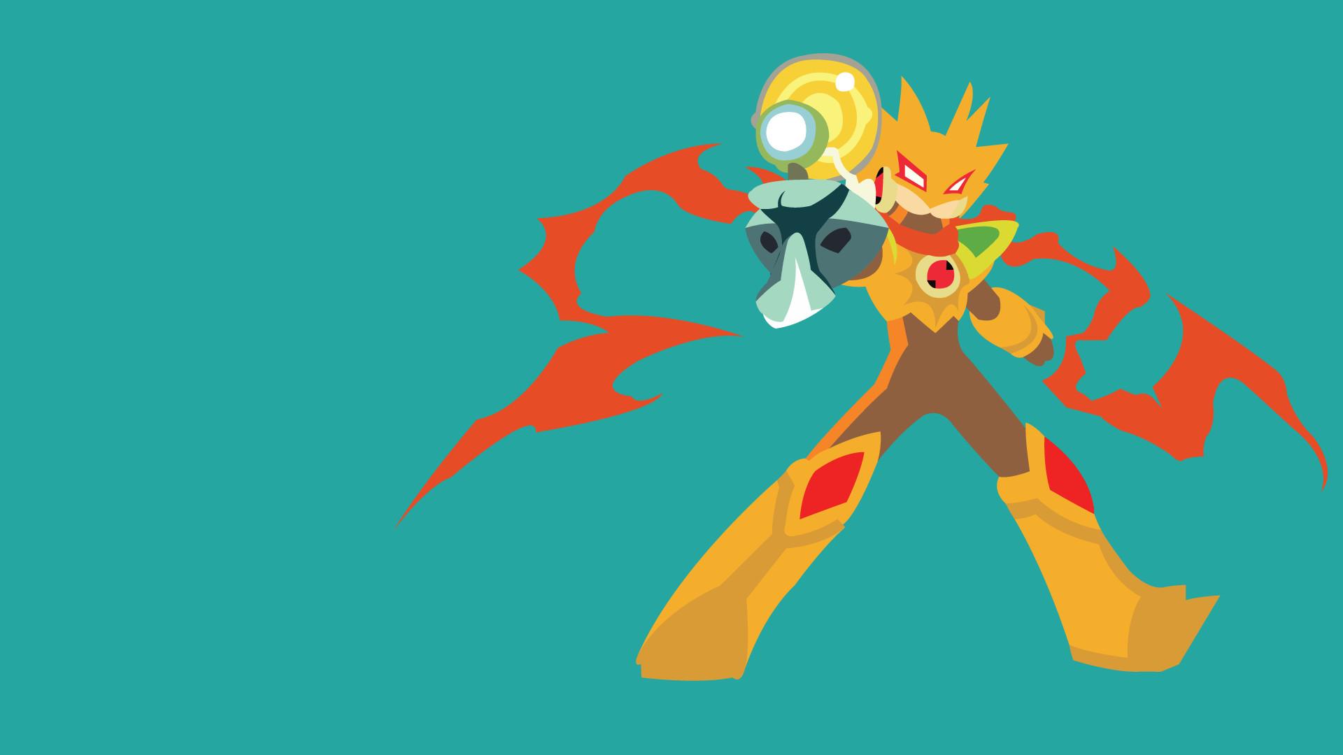 Mega Man Battle Network by DashingHero on DeviantArt