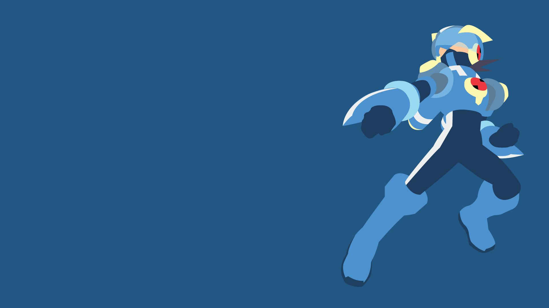 Mega Man Battle Network – Aqua Cross Wallpaper by DashingHero on .