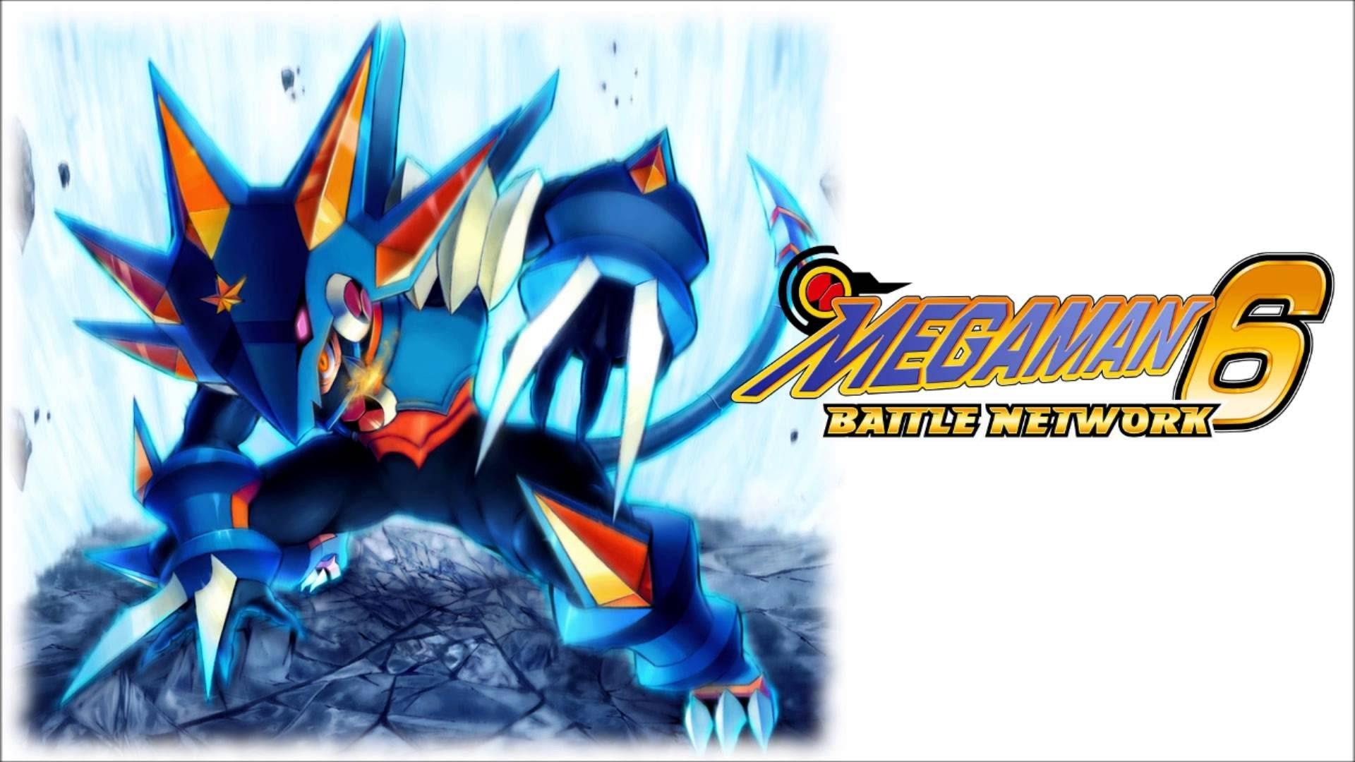 Megaman Battle Network 6 Cybeast Remix Episode 1