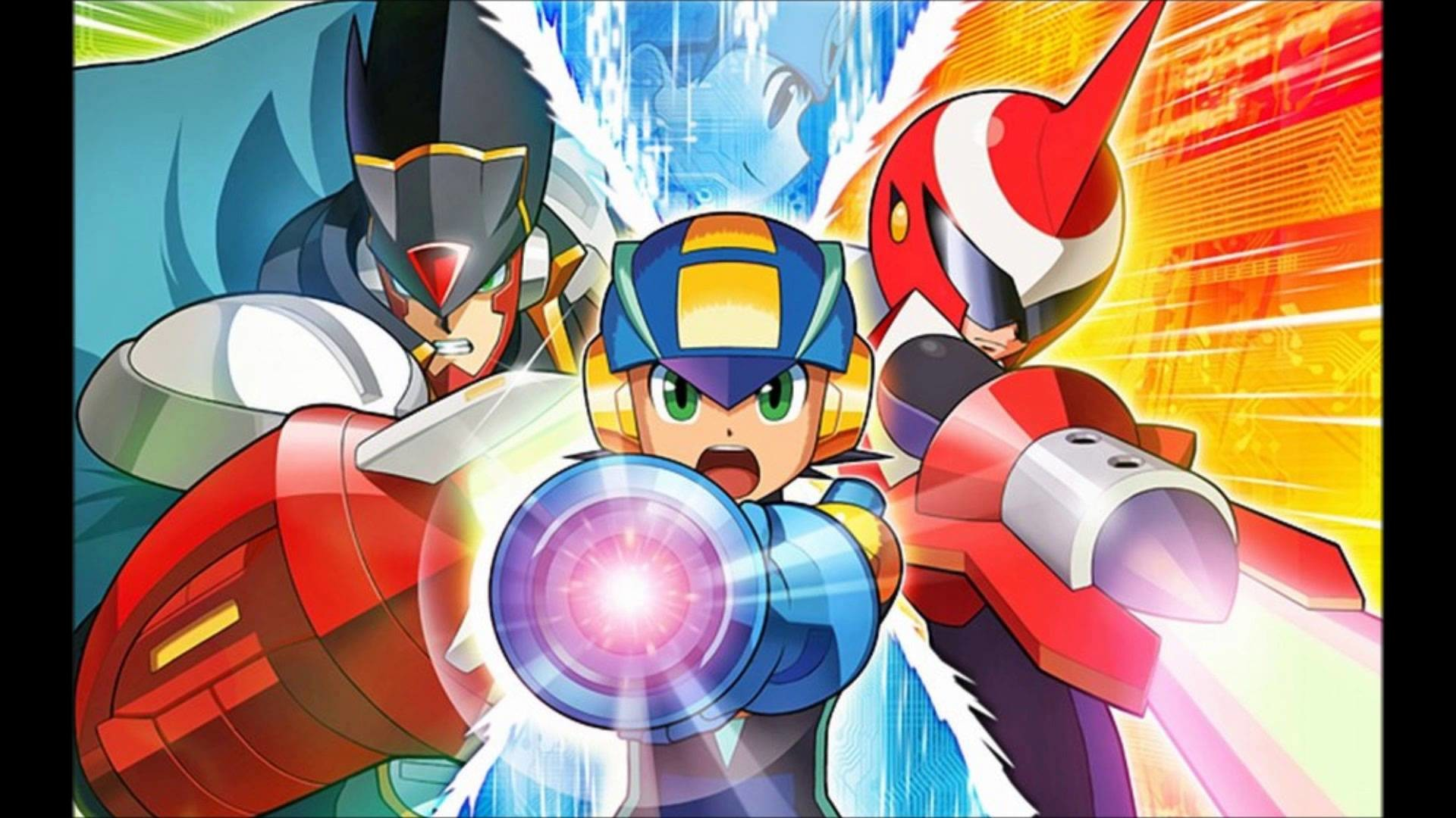 Megaman Battle Network 5 (GBA) – Powerful Enemy (Extended Version) – YouTube
