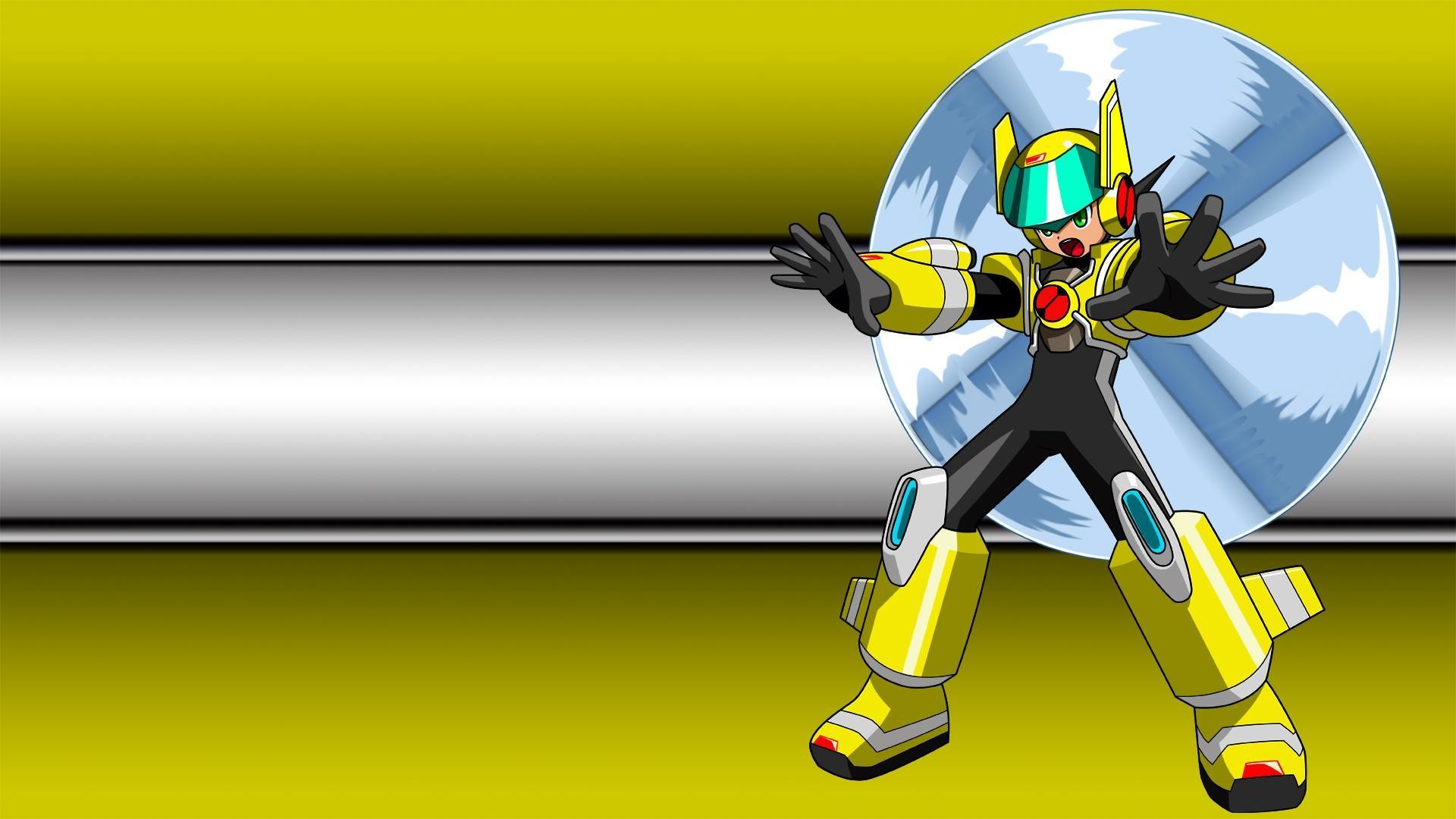 Related Wallpapers. Battle Network – Mega Man In Air Suit